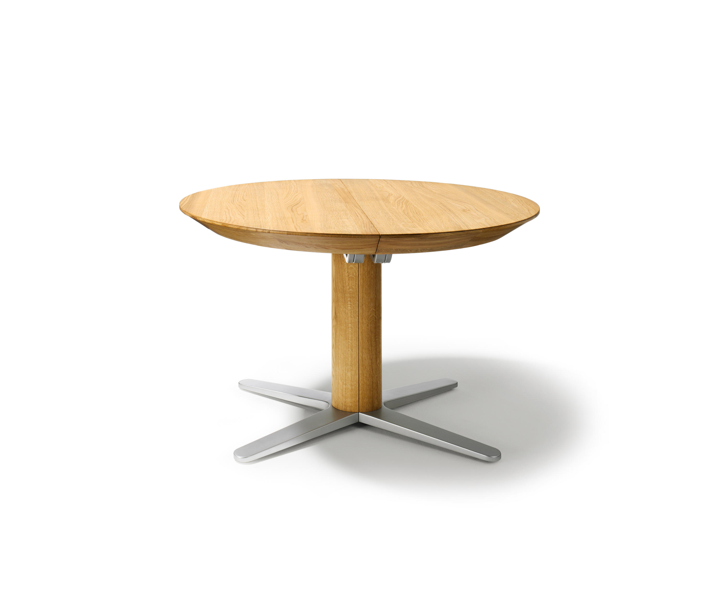 Team 7 Couchtisch Juwel Oval Girado Extension Table Dining Tables From Team 7 Architonic