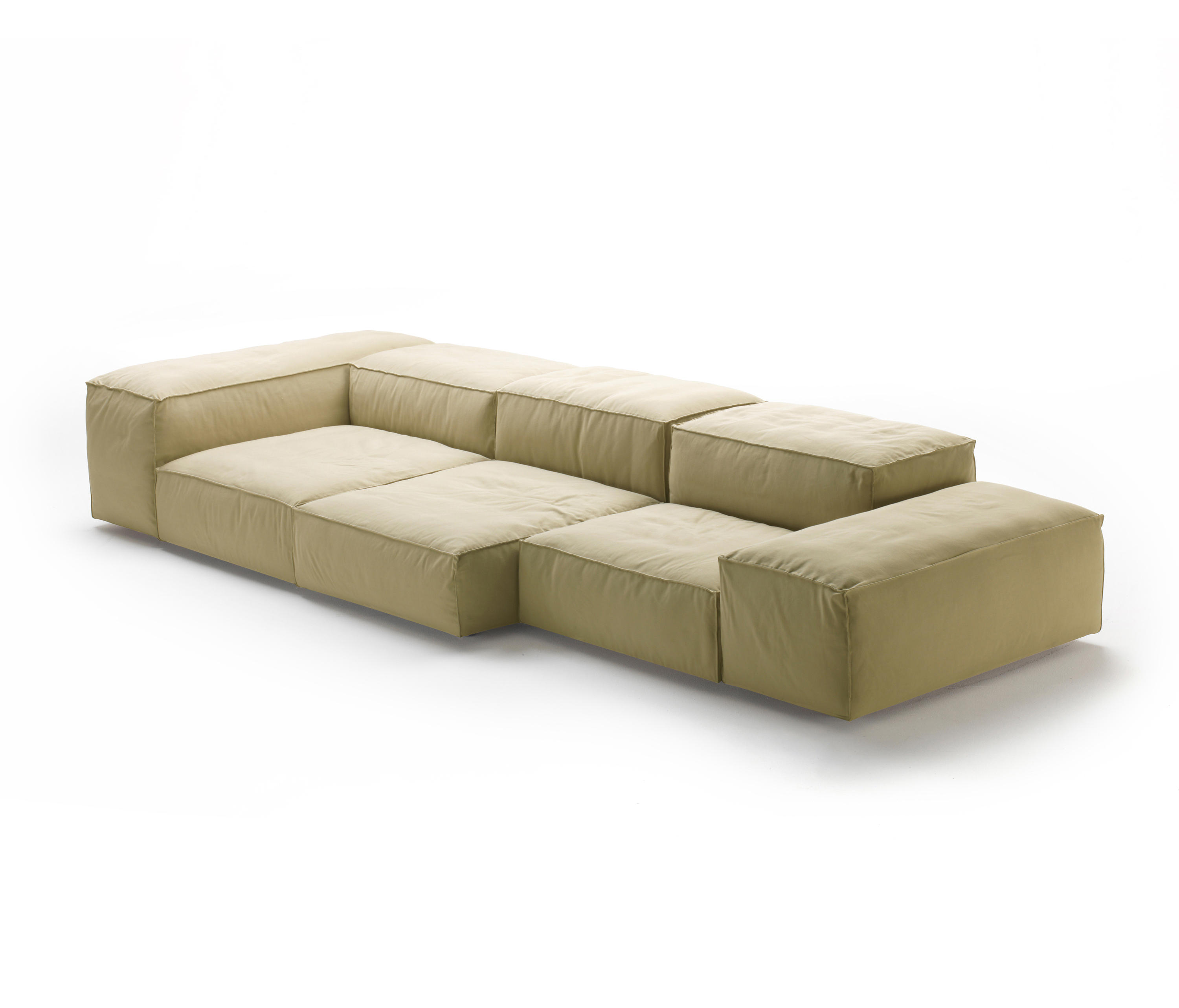 Living Divani Neowall Sofa Bed Extrasoft Sofas From Living Divani Architonic