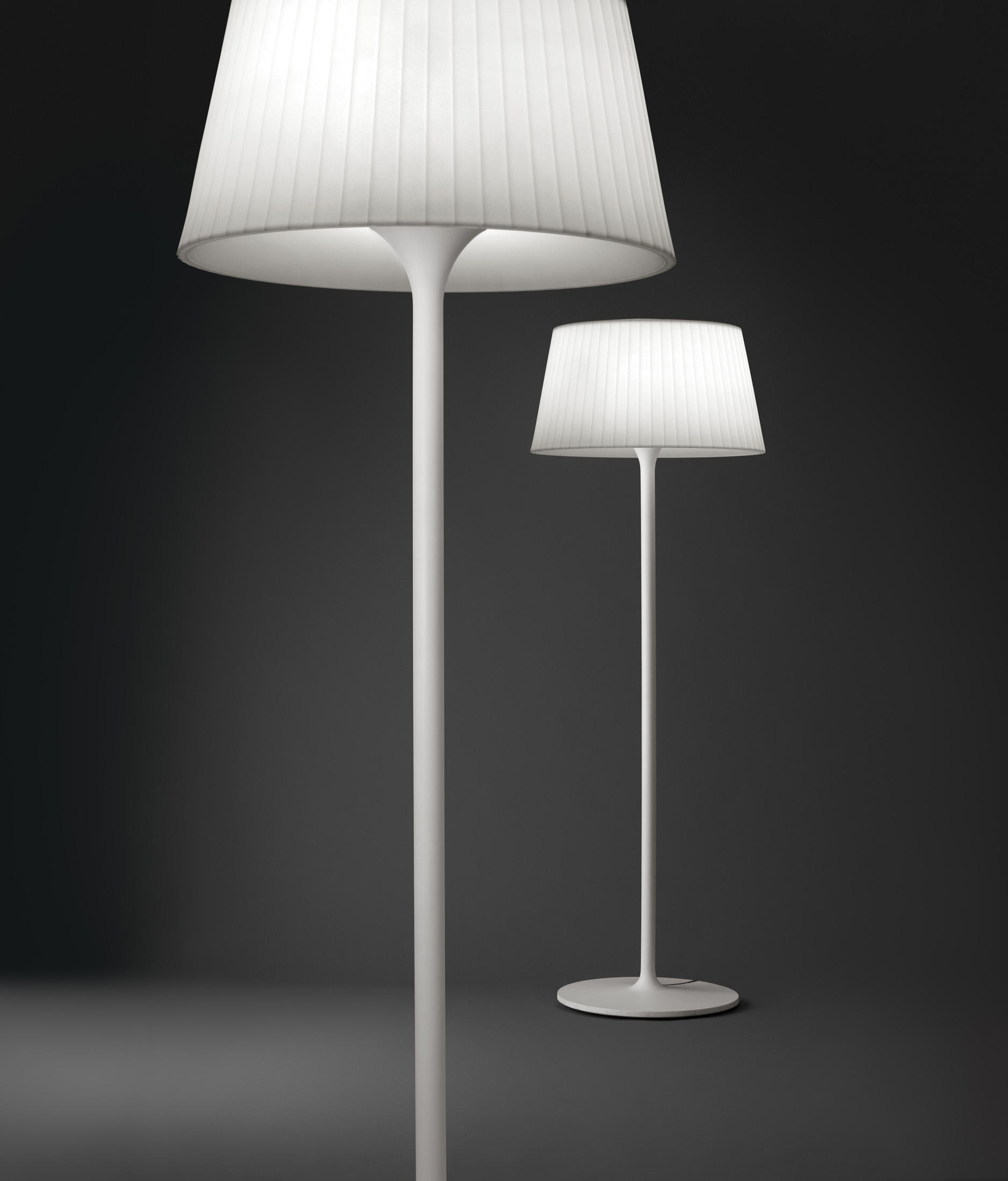Ultra Modern Table Lamps Plis Outdoor 4035 Floor Lamp Garden Lighting From Vibia