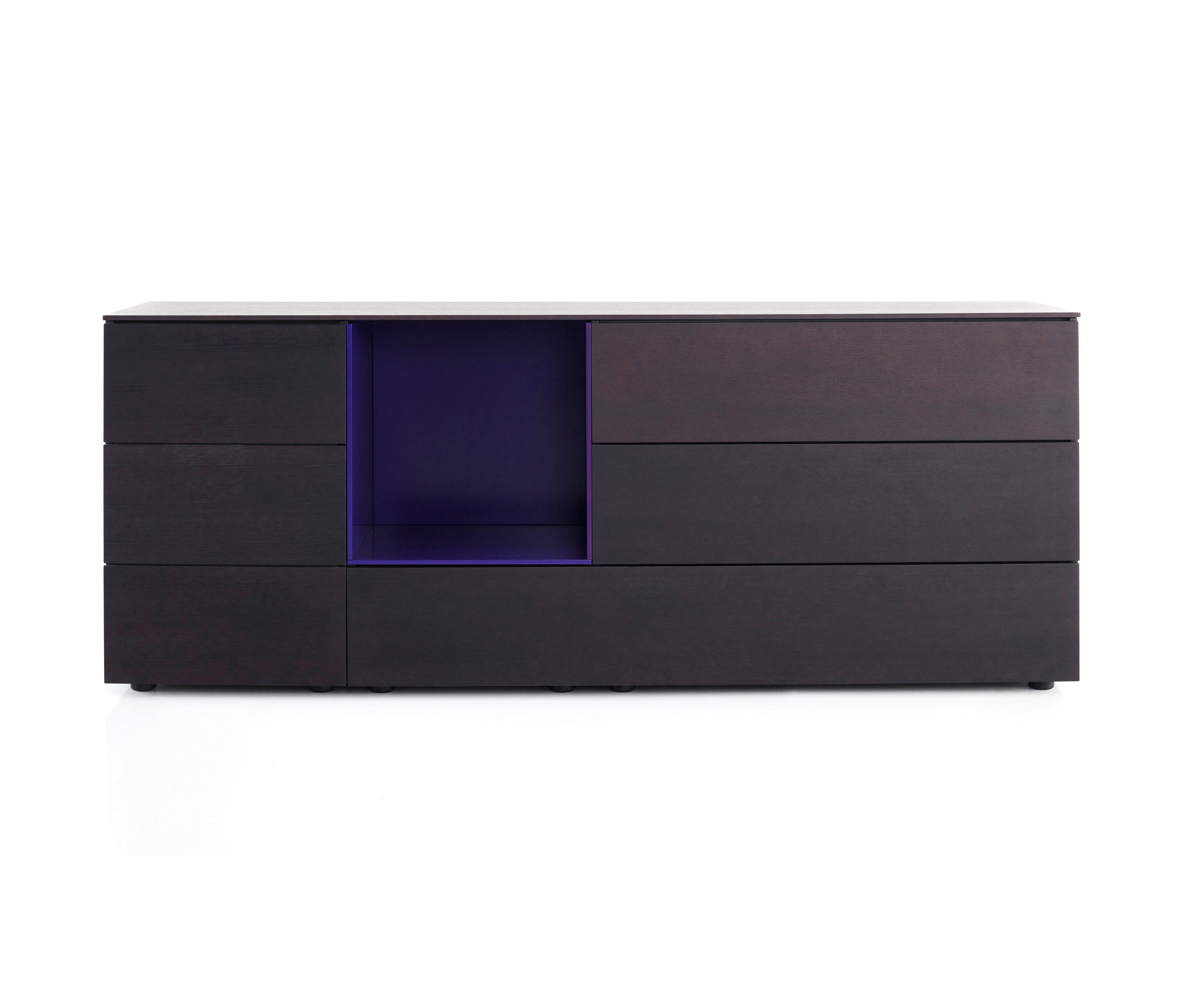 Highboard Kommode Bloc Highboard Sideboards Kommoden Von More Architonic