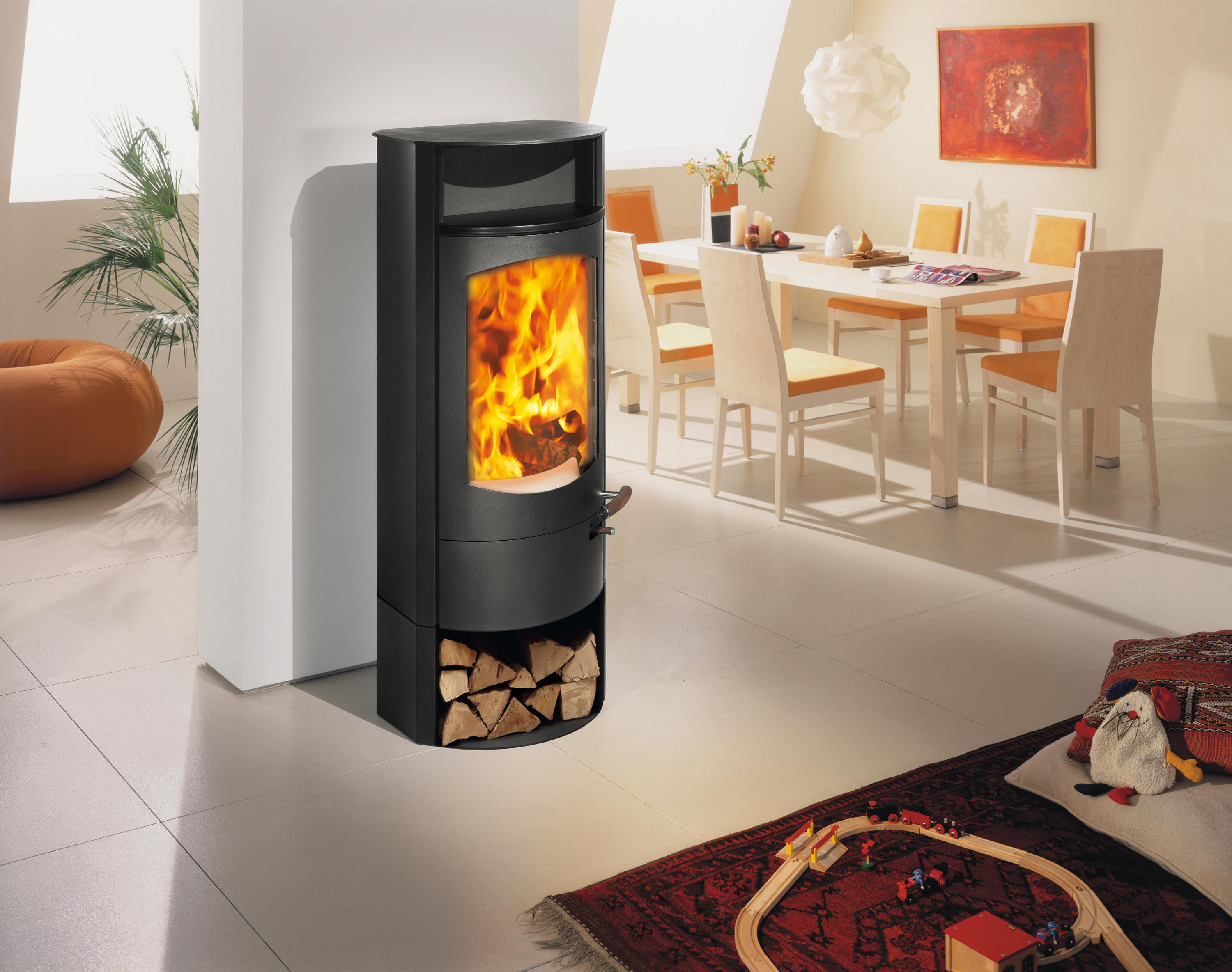 Kaminofen Austroflamm Stila Koko Stoves From Austroflamm Architonic