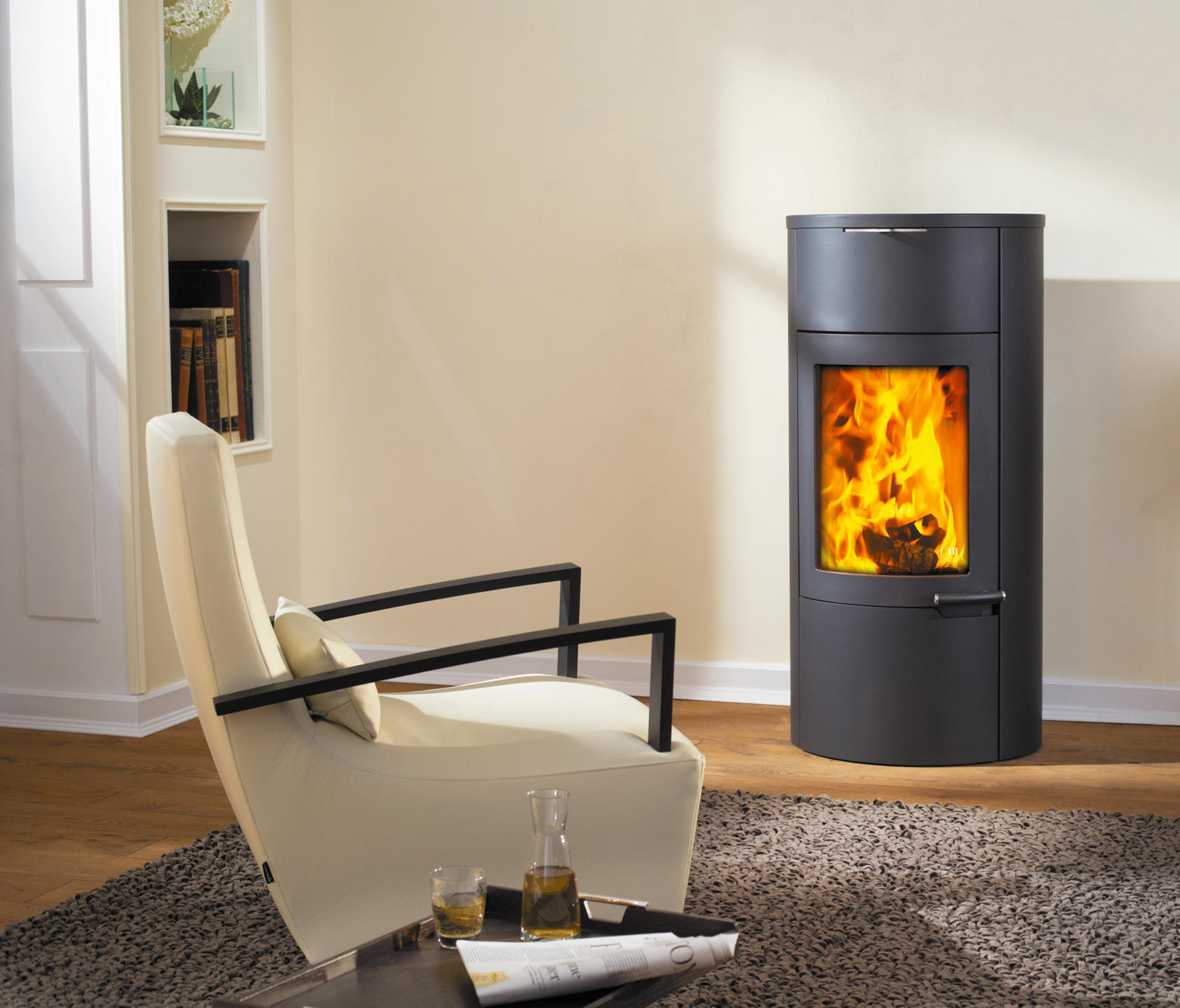Kaminofen Austroflamm Stila Uno Xtra Stoves From Austroflamm Architonic