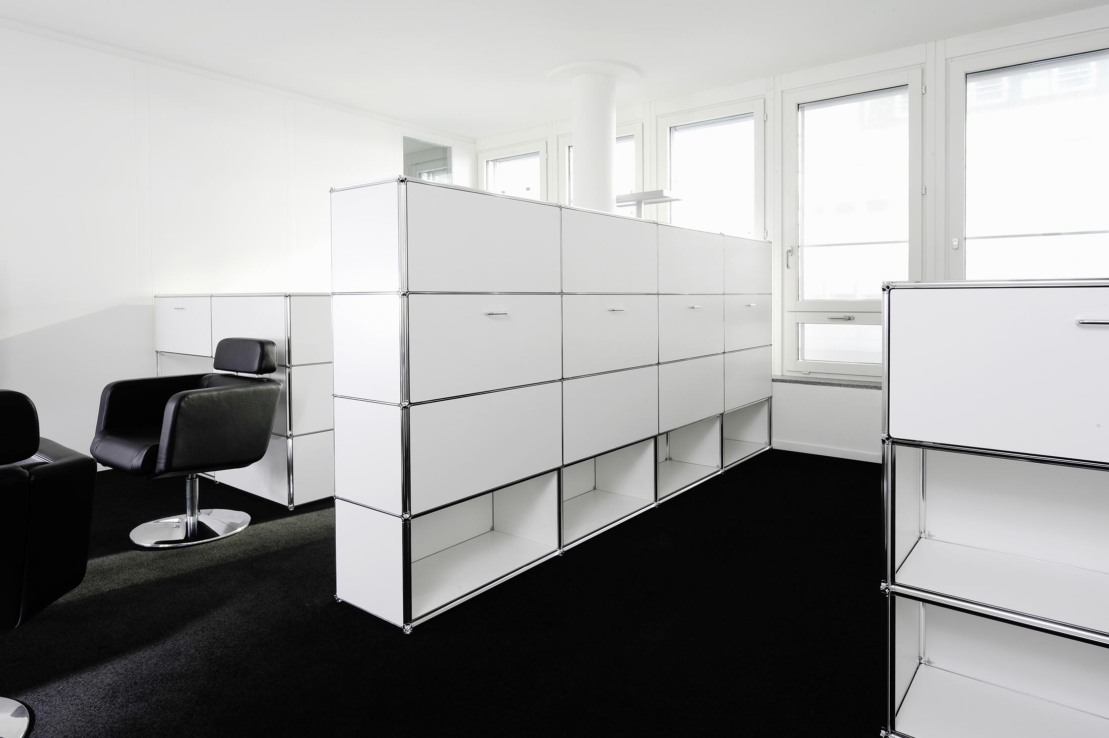 Mobile Raumtrenner Highboard Cabinets From Artmodul Architonic