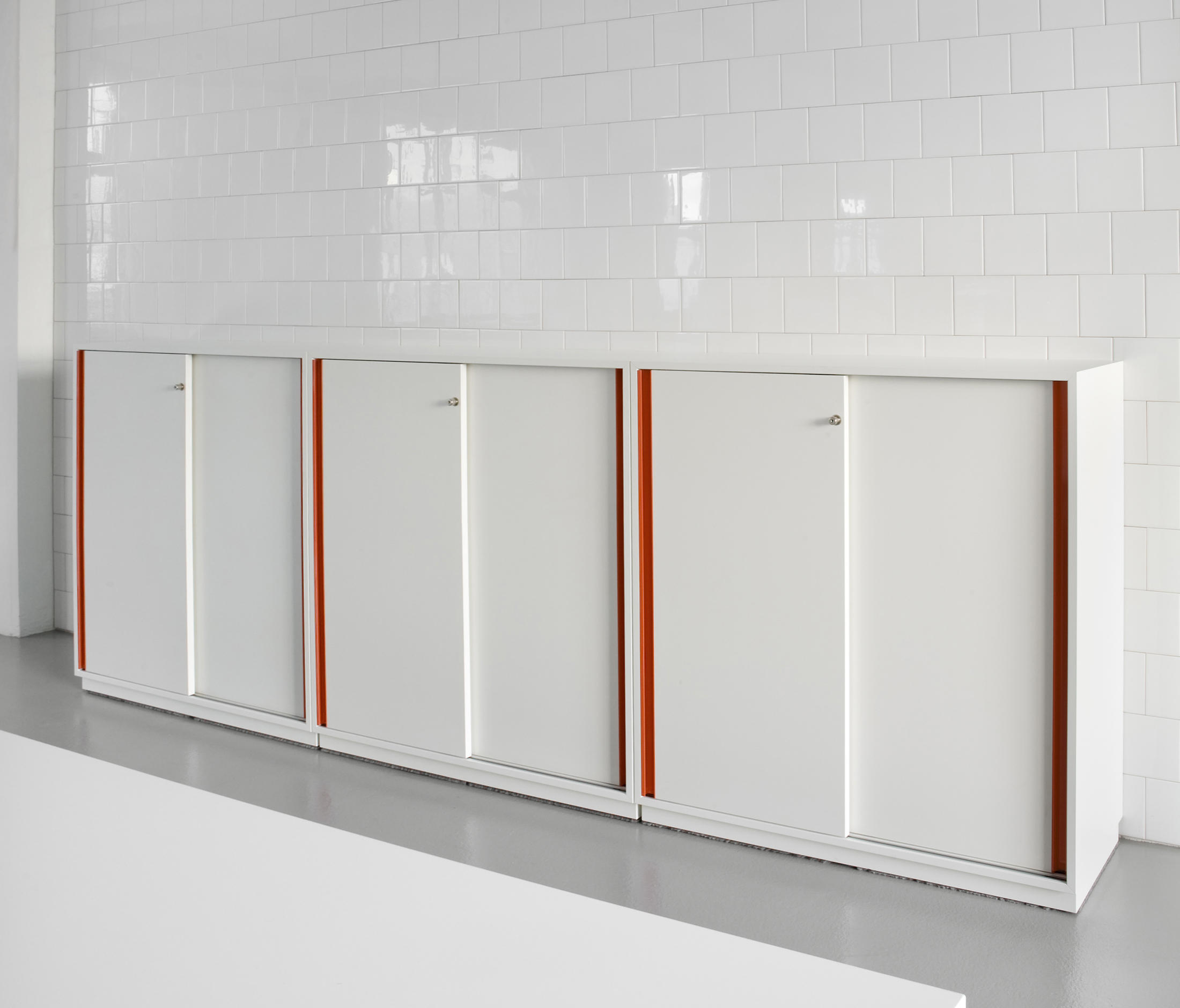 Slide Door Cabinet & Garage Storage Cabinets With Sliding