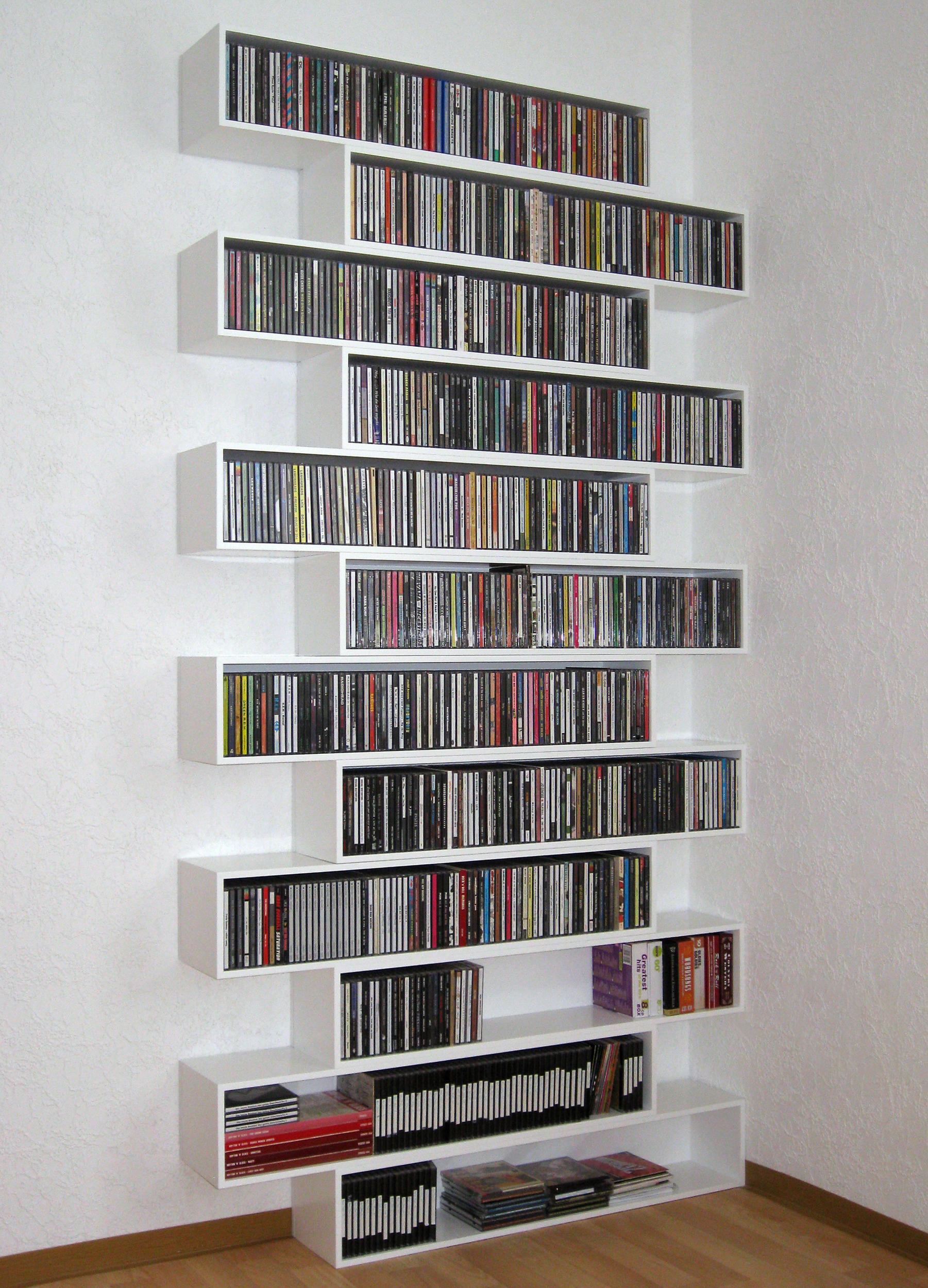 Cd Regal Cubit Shelving System - Shelving From Cubit | Architonic