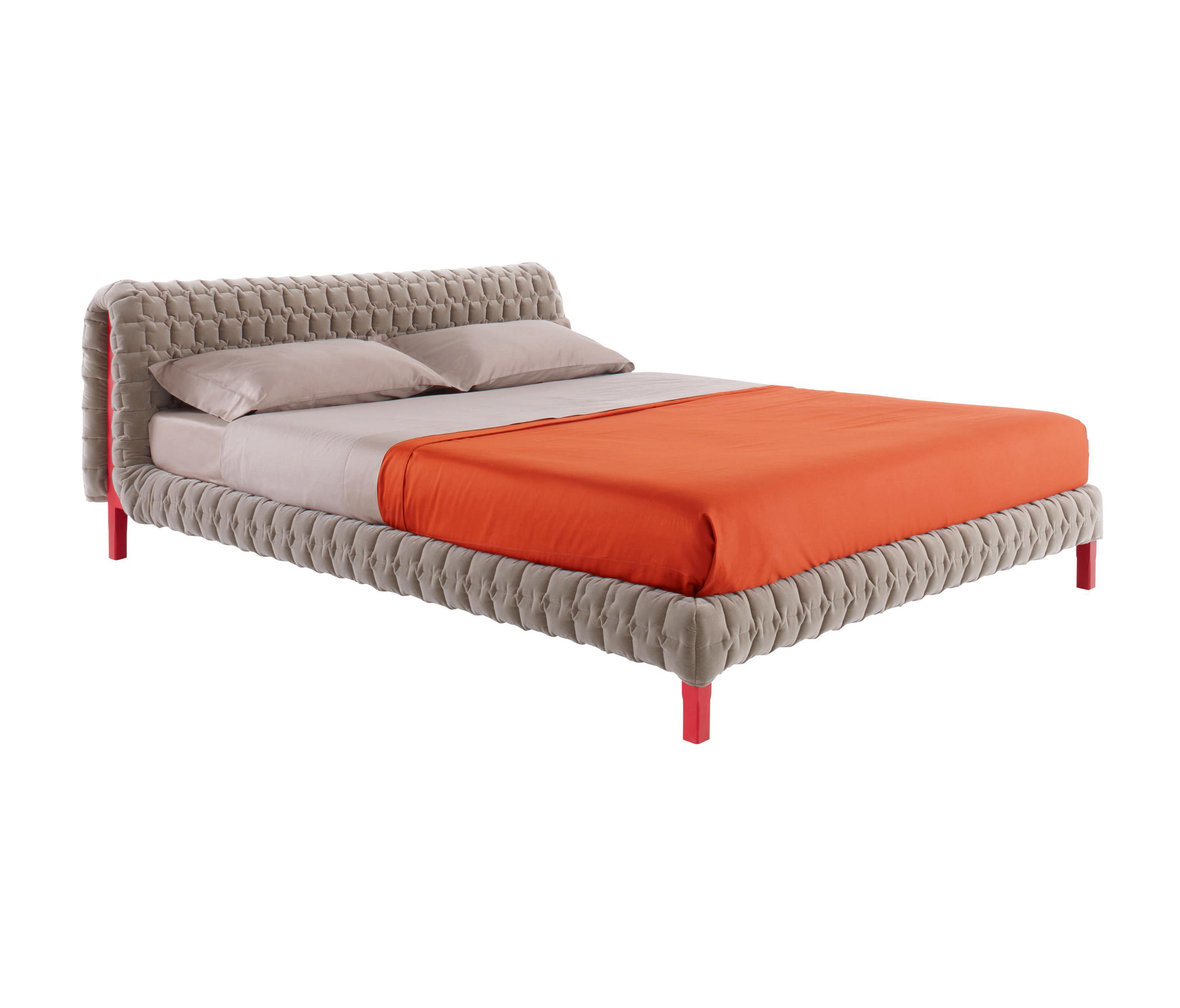 140 X 200 RuchÉ Bed 140 X 200 Low Headboard Low Feet Beds From Ligne