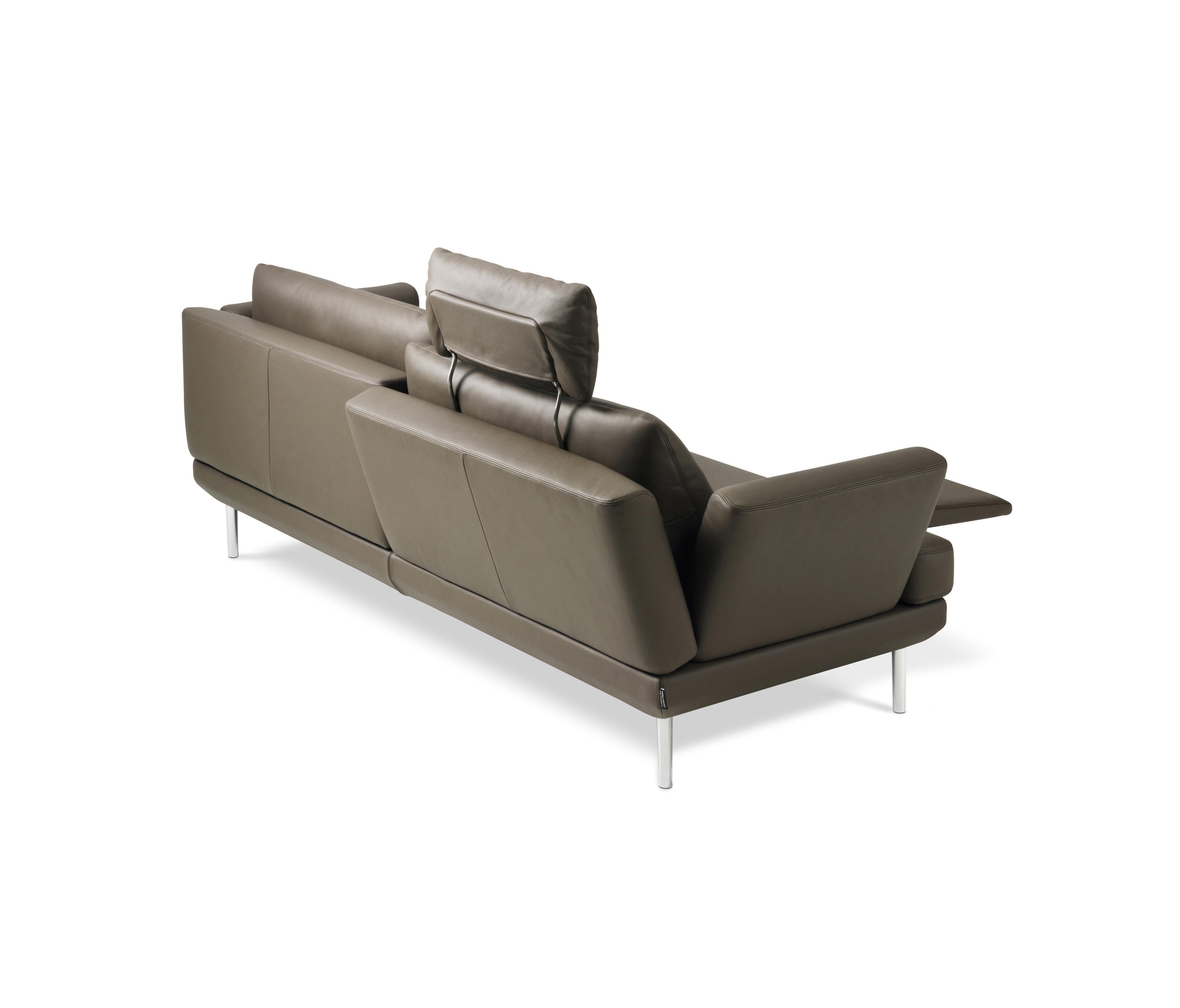Eckcouch Taupe 1191 Liv Sofas From Intertime Architonic