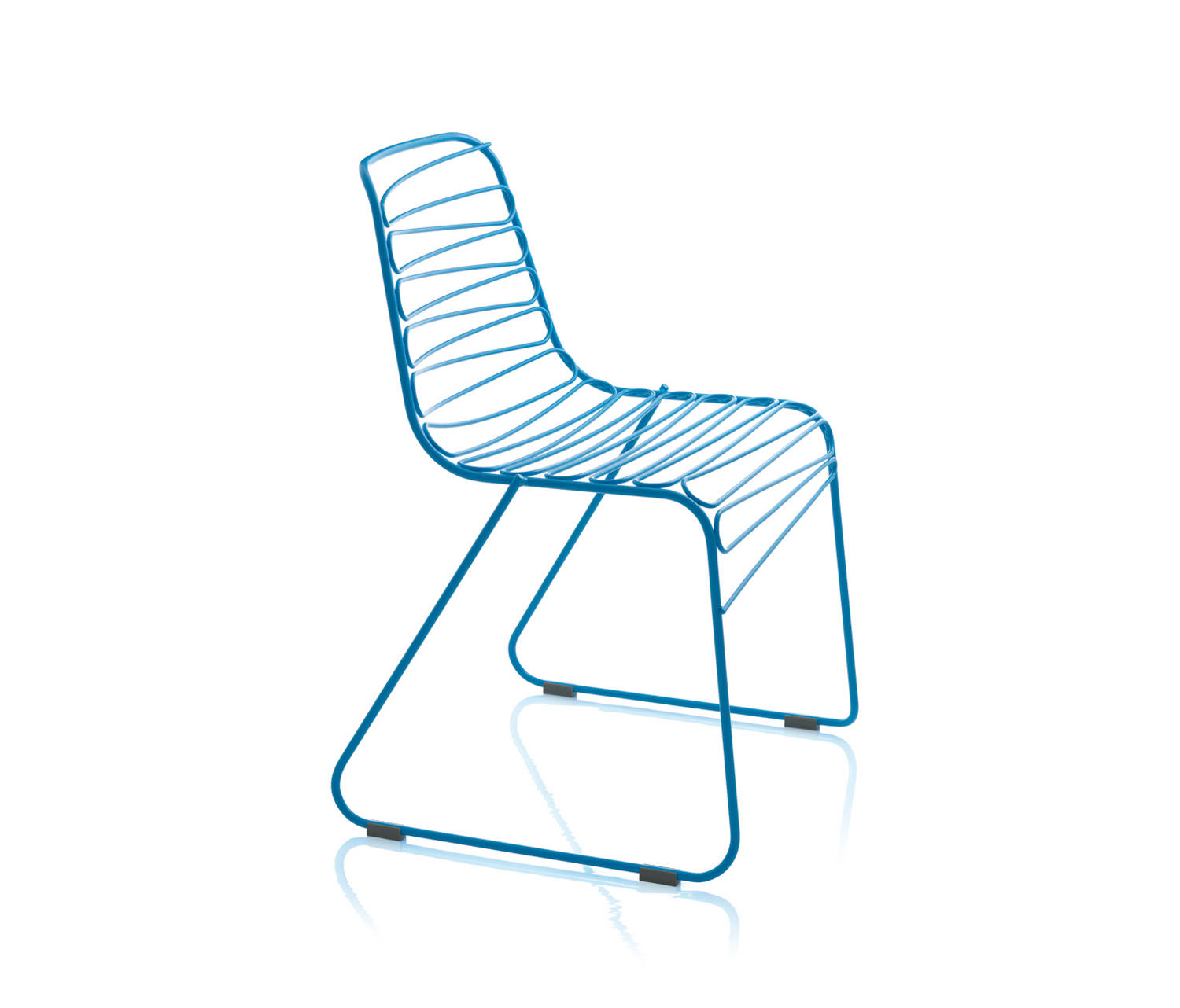 Silla Flux Flux Chair Garden Chairs From Magis Architonic