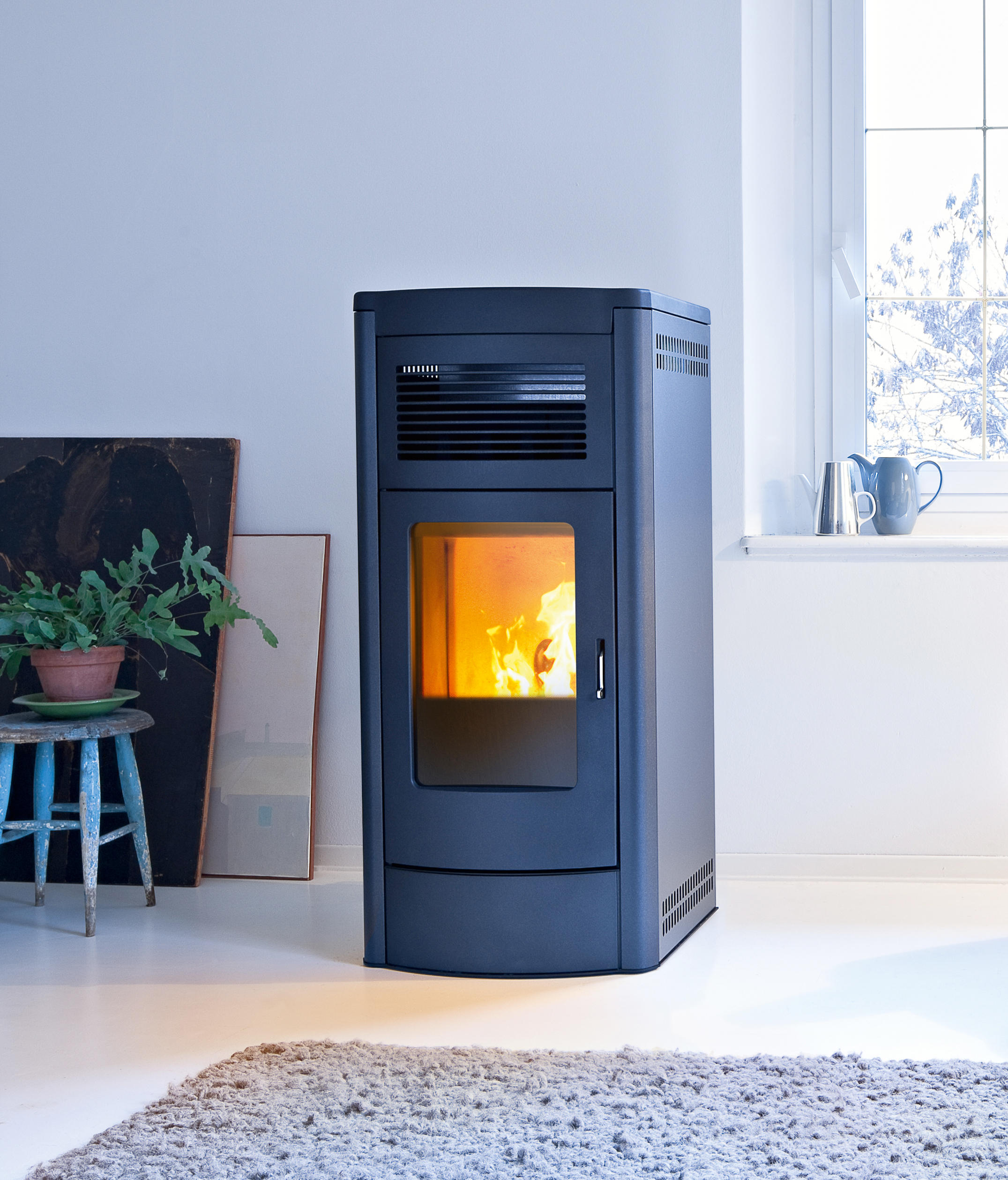 Mcz Cute Musa Pellet Stoves From Mcz Architonic