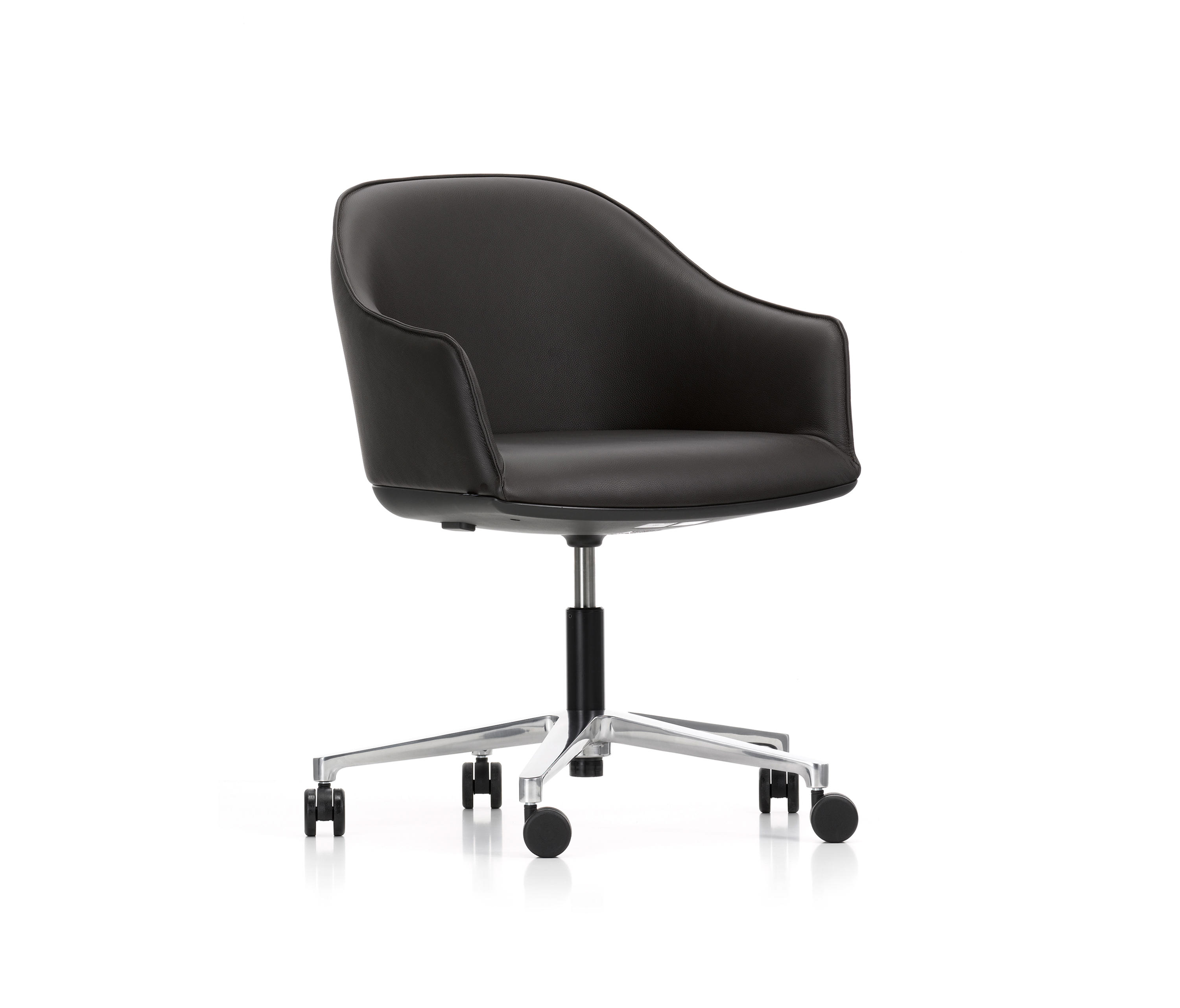 Vitra Miami Design District Softshell Chair Chairs From Vitra Architonic