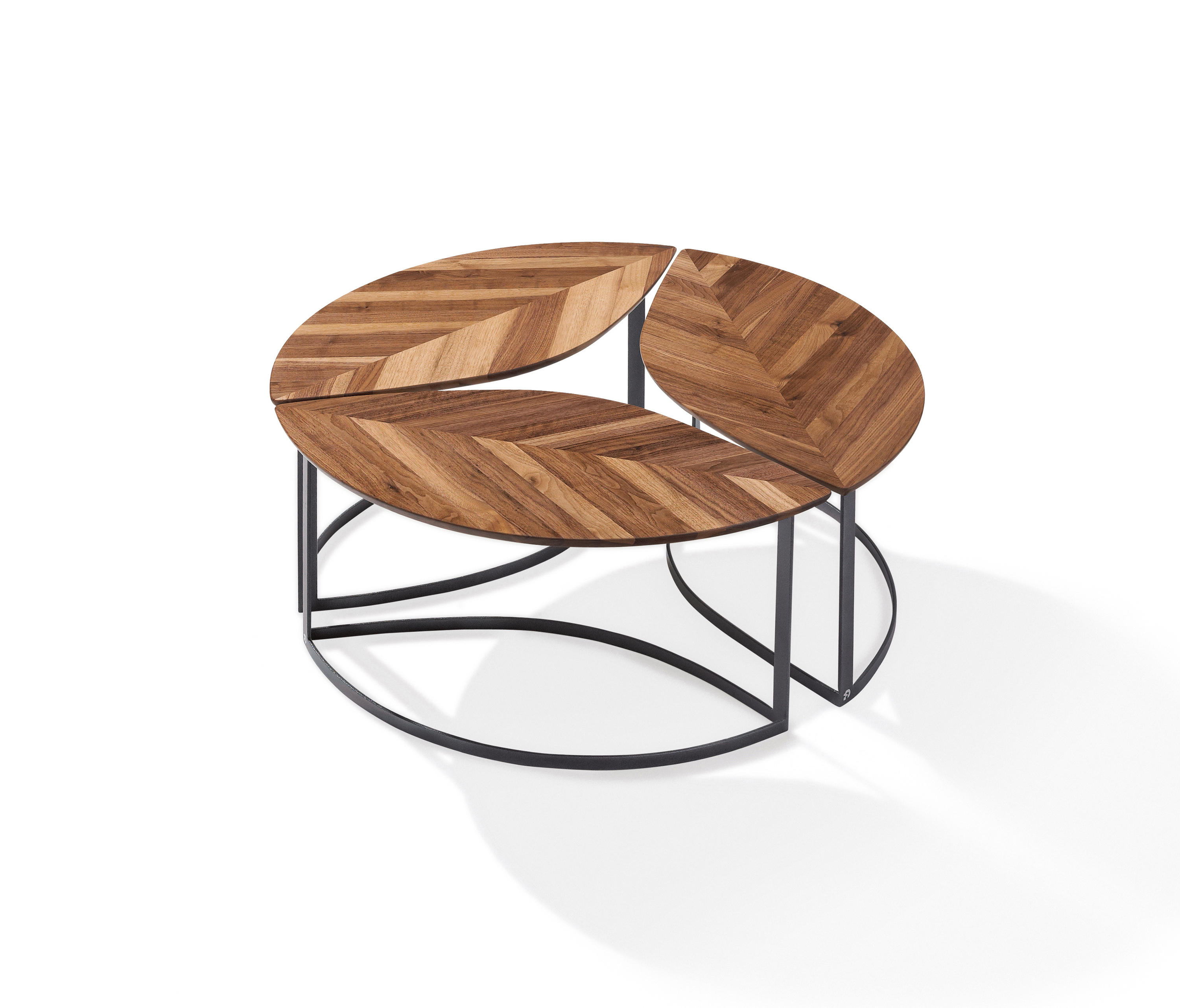 Draenert Couchtisch Leaves 1255 Coffee Tables From Draenert Architonic
