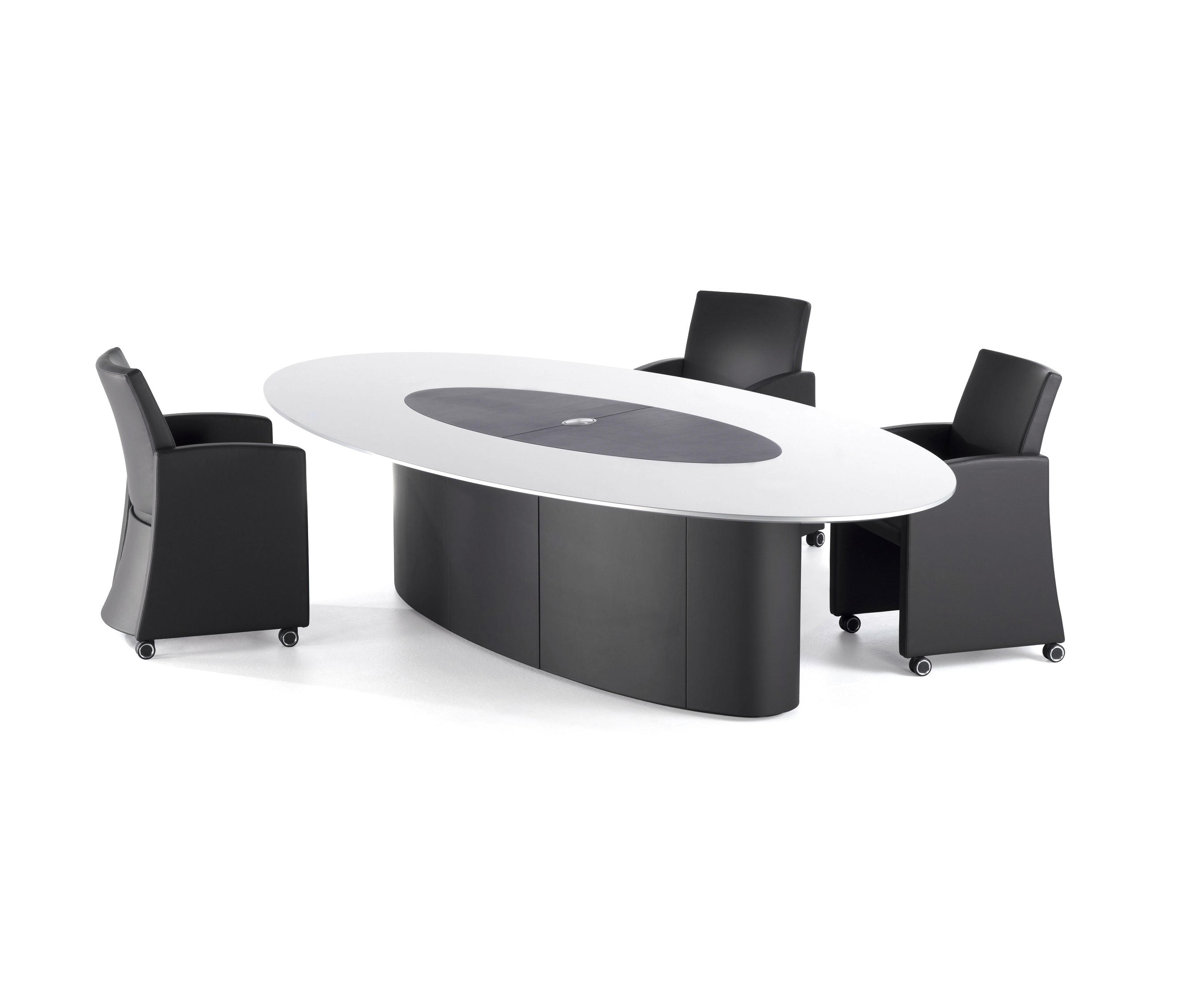 Besprechungstisch Oval Sitag Customized Oval Conference Table Special