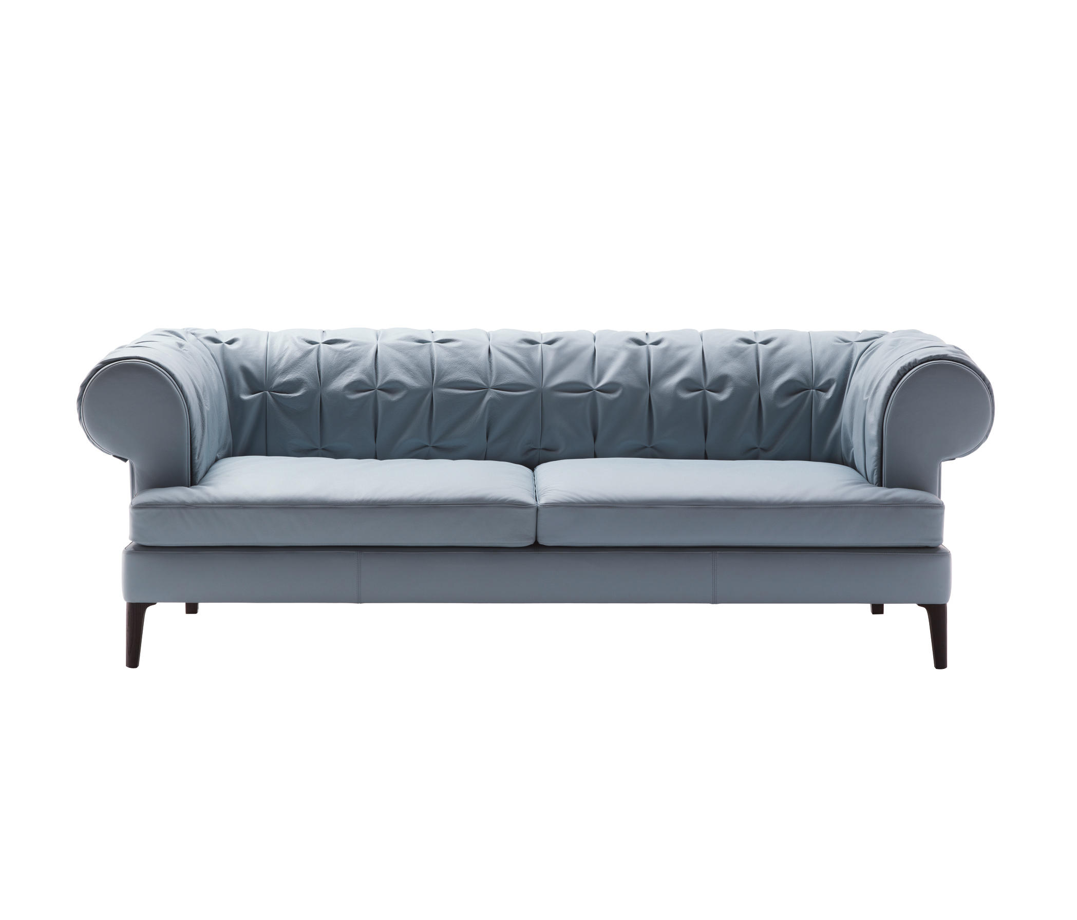 Divano In Pelle Frau MantÒ Sofas From Poltrona Frau Architonic