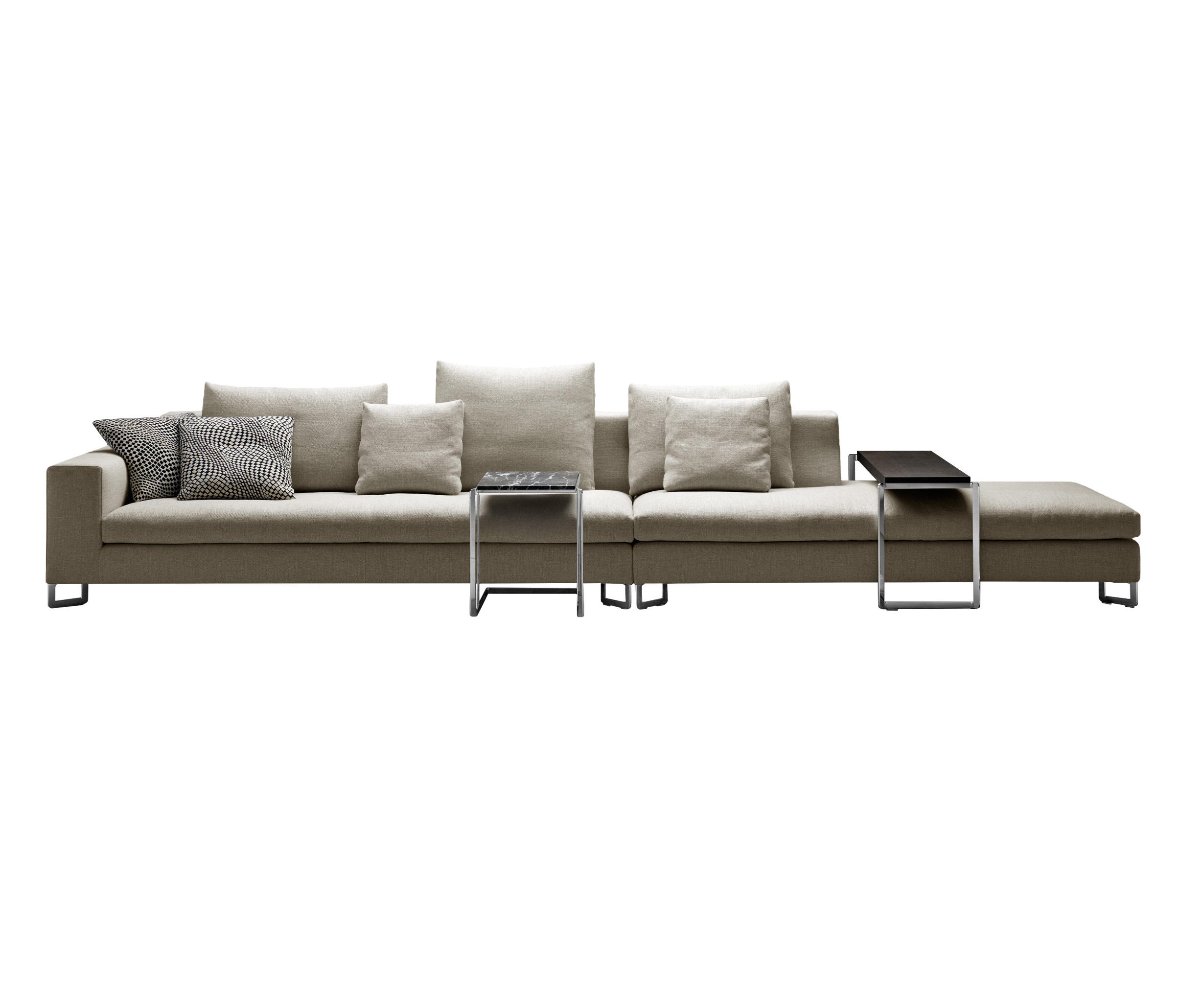 Divano Molteni Lido Large Sofa Sofas From Molteni And C Architonic
