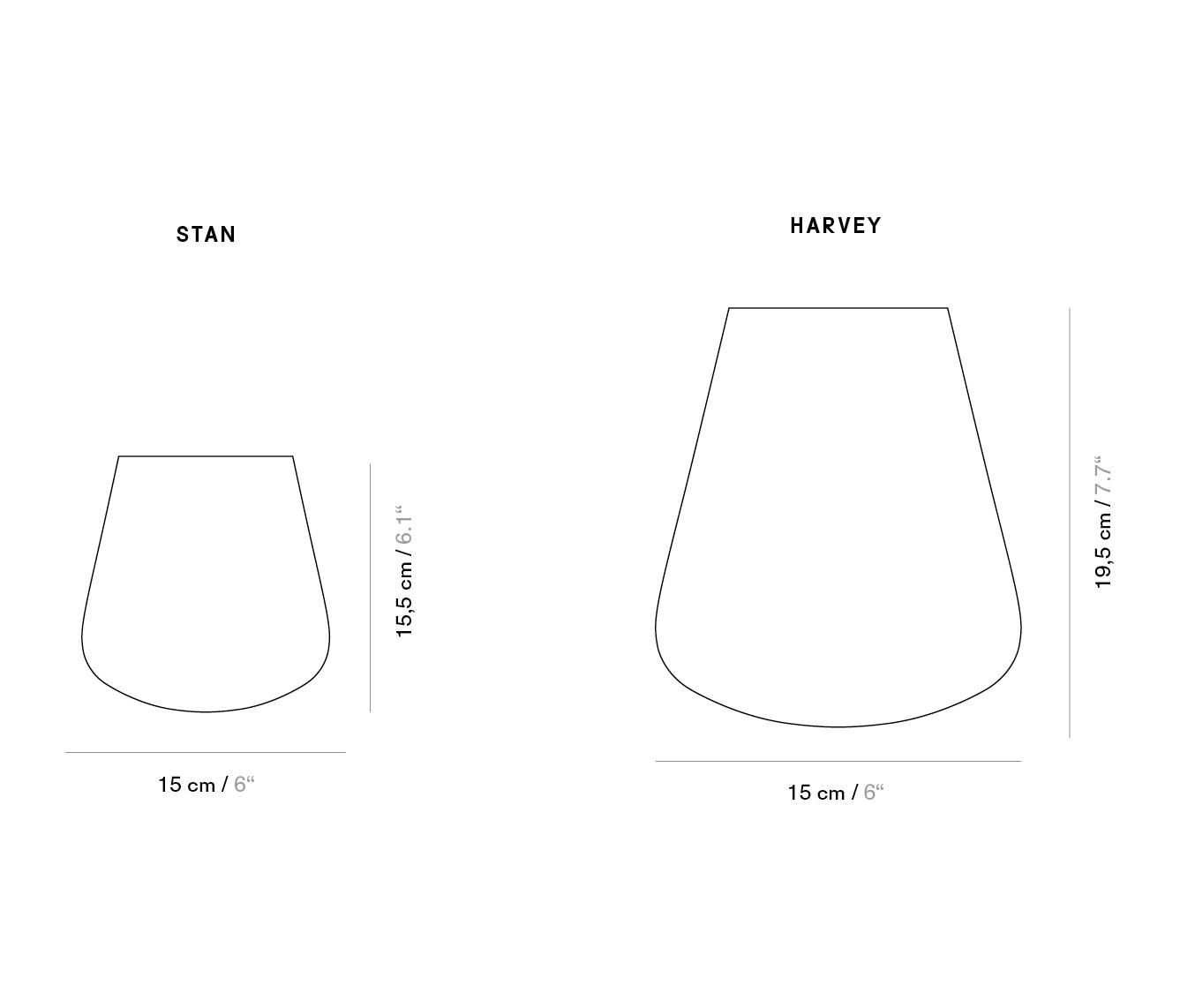Couchtisch Stan Stan Harvey Vases Vases From Edition Nikolas Kerl Architonic