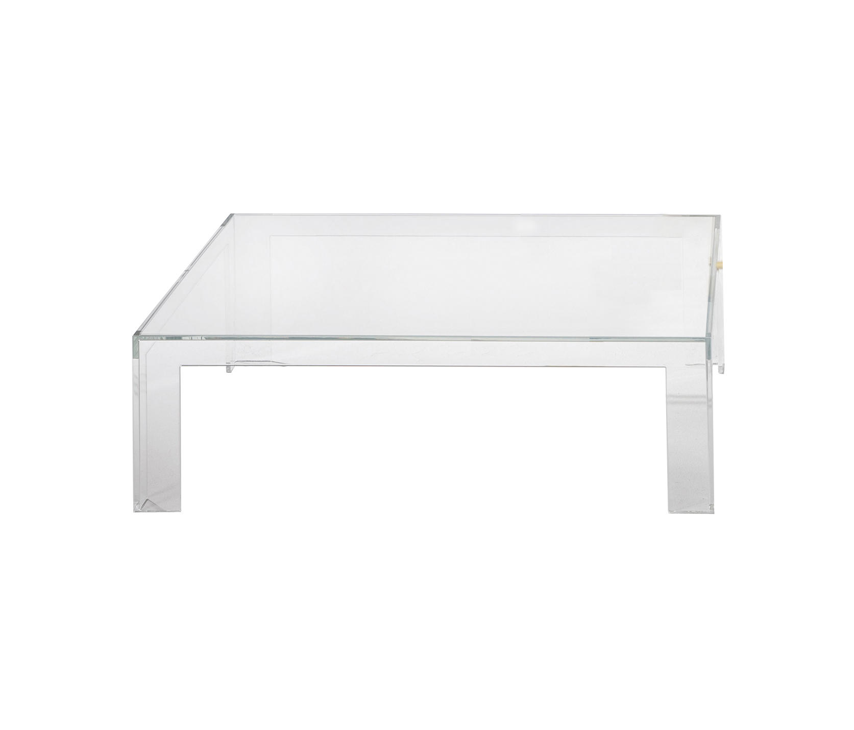 Kartell Tavolini Da Salotto Invisible Table Low Tavolini Da Salotto Kartell Architonic