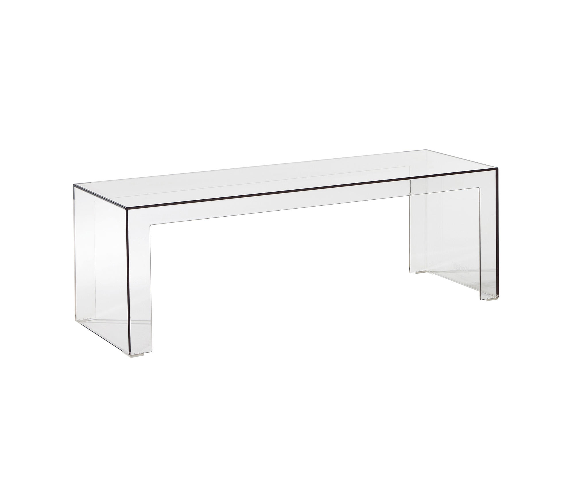 Kartell Couchtisch Invisible Invisible Side Coffee Tables From Kartell Architonic