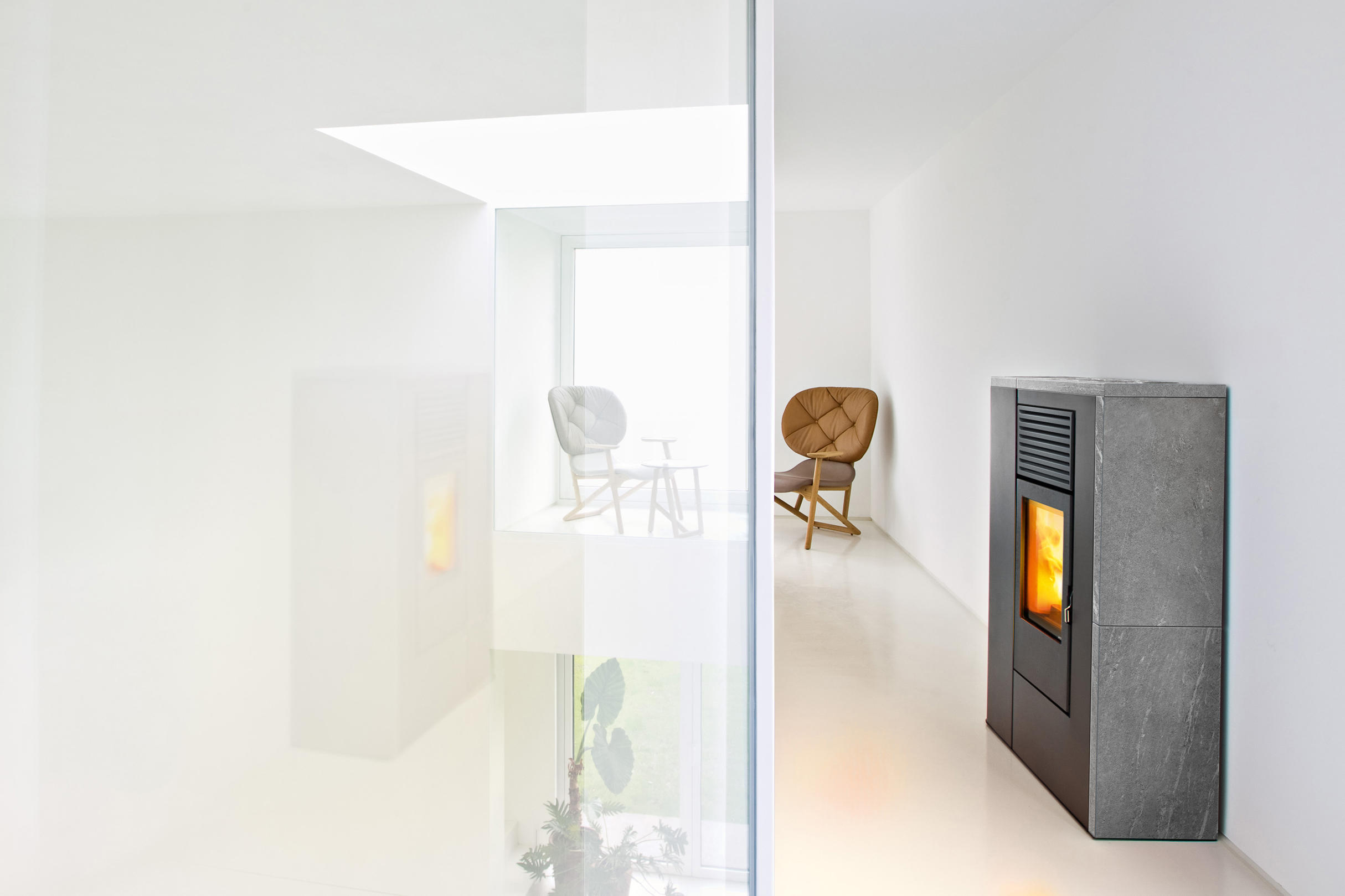 Mcz Cute Flair Pellet Stoves From Mcz Architonic