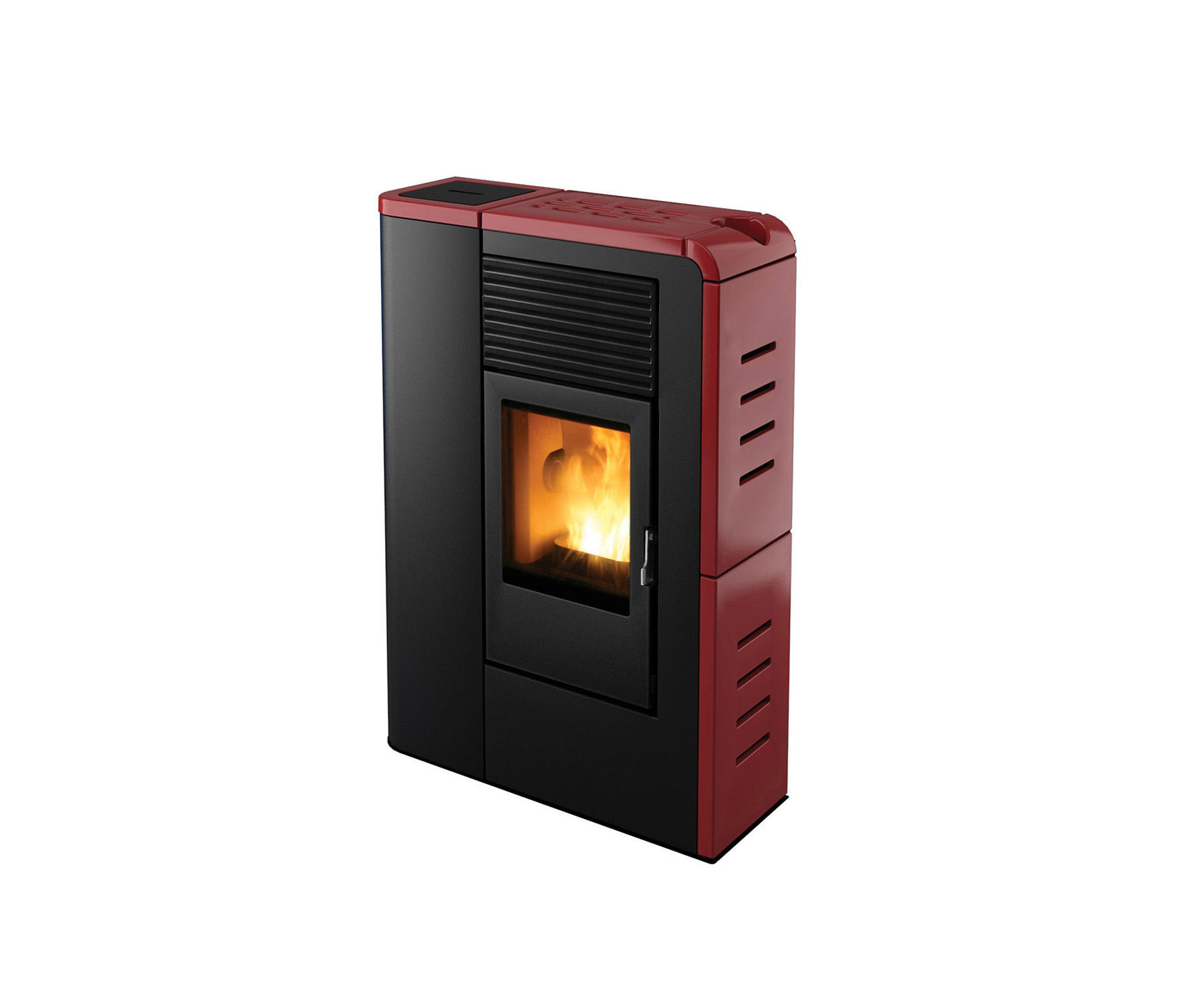 Mcz Pellet Flat Pellet Stoves From Mcz Architonic