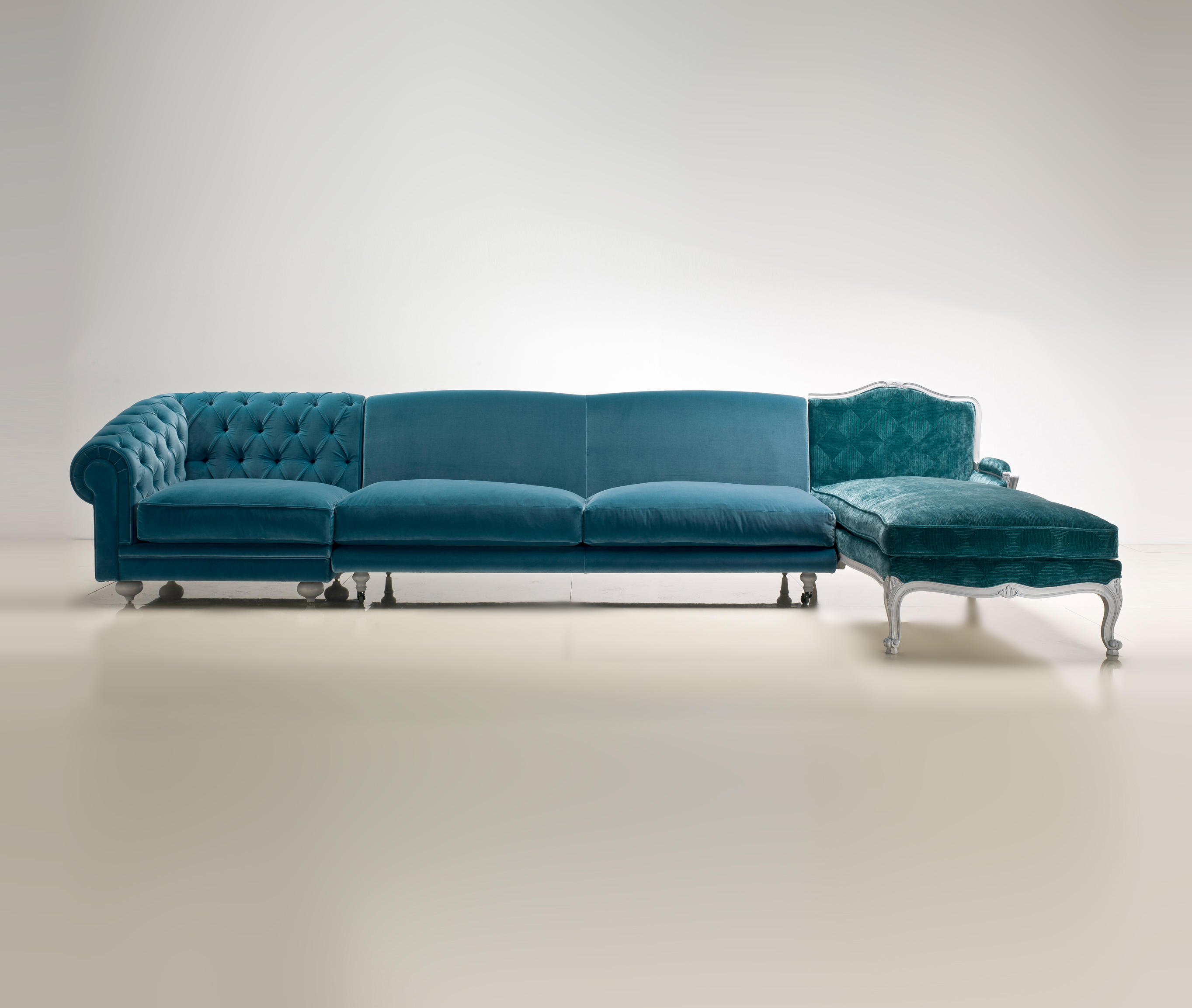 Collage Sofas From F Lli Boffi Architonic
