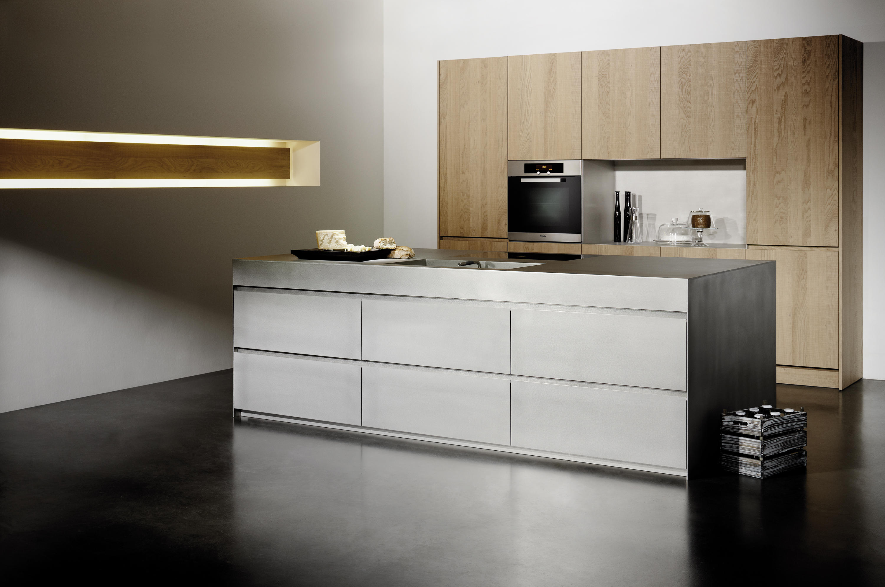 Eggersmann Outdoor Küche Silver Touch Island Kitchens From Eggersmann Architonic