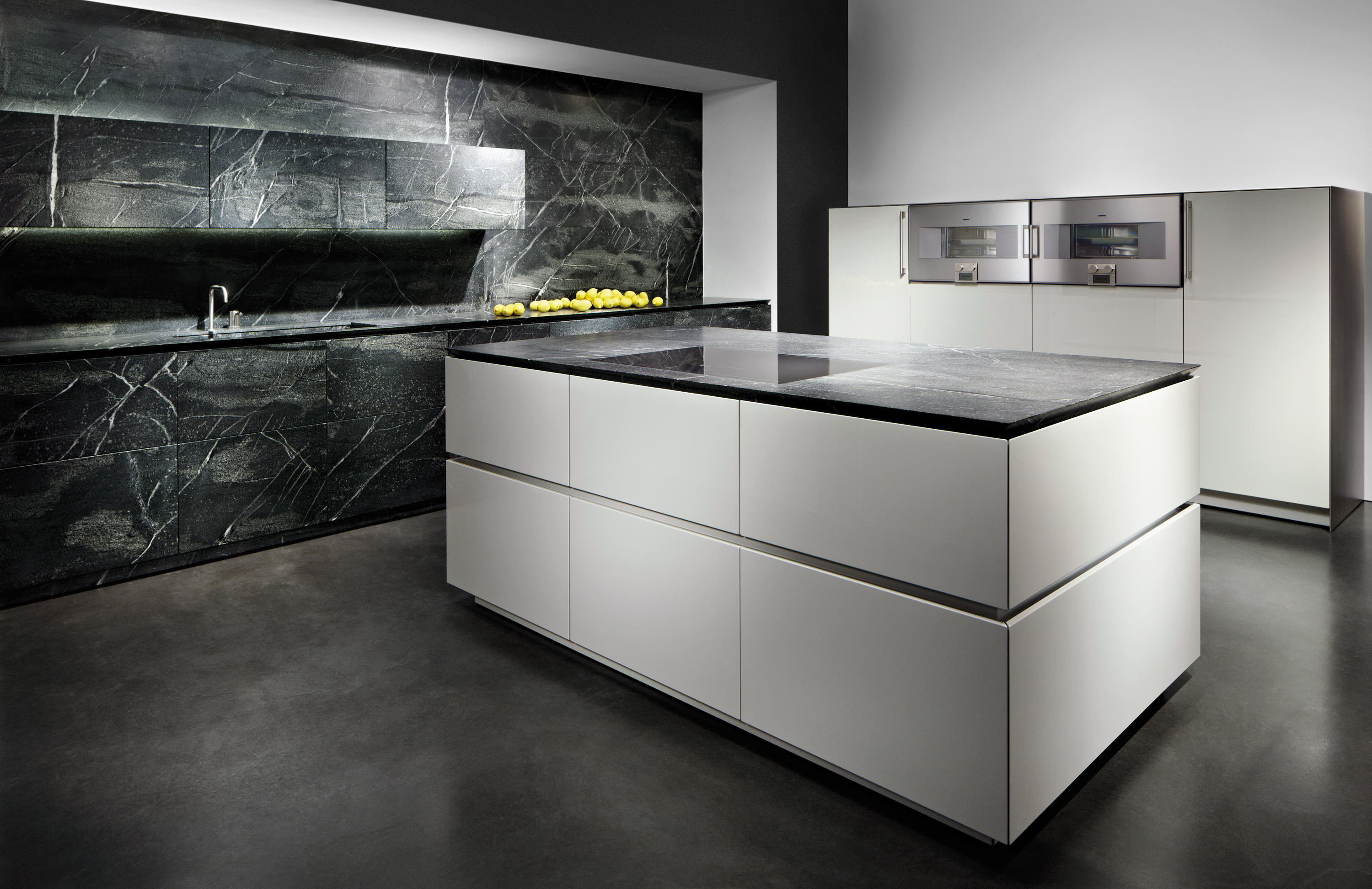 Soapstone Island Kitchens From Eggersmann Architonic - Eggersmann Küchen
