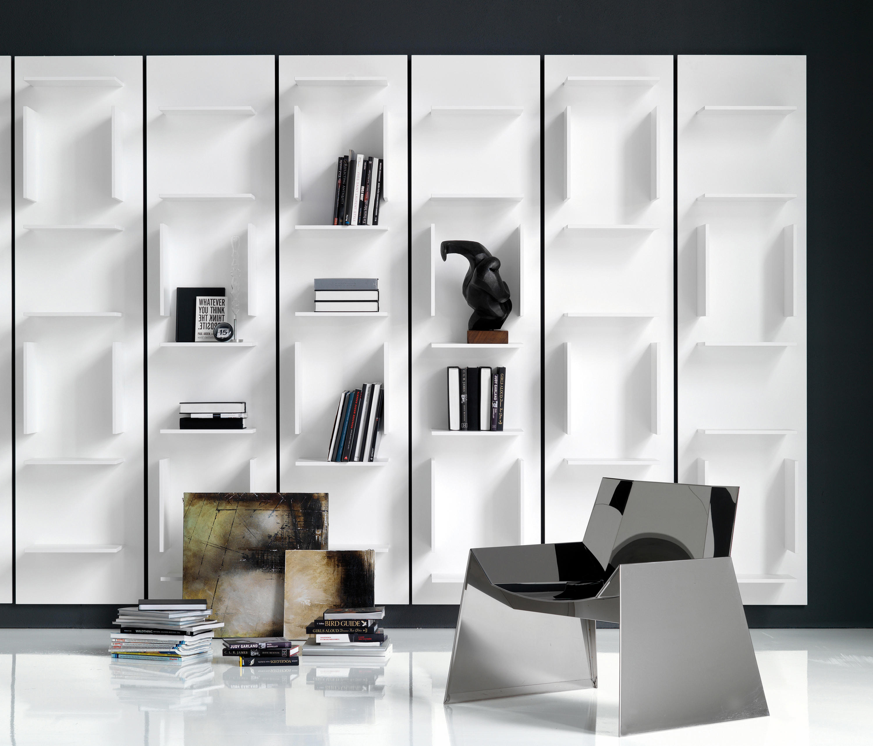 Cattelan Airport Fifty Shelving From Cattelan Italia Architonic