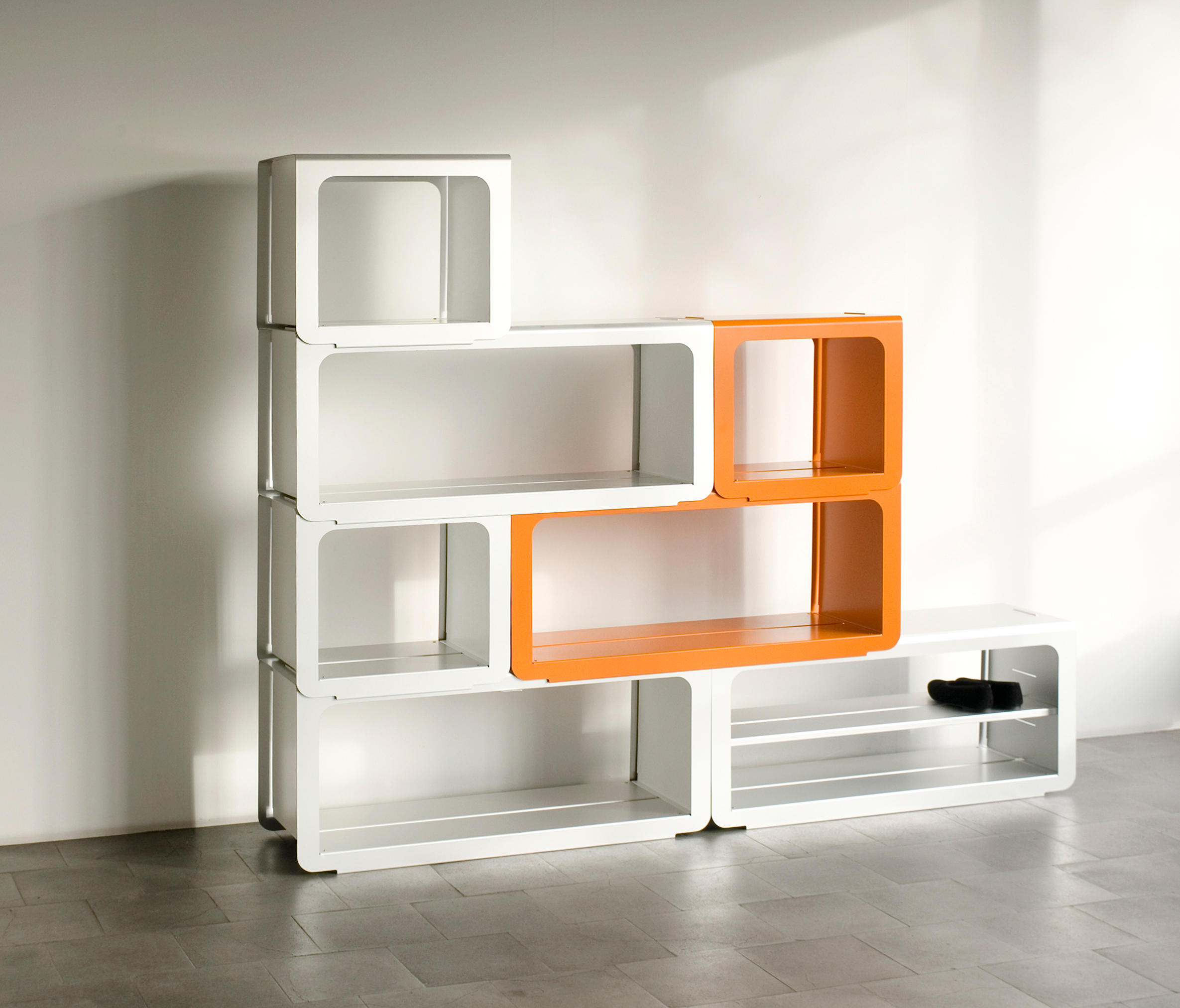 Design Regalsysteme Stack Regalsystem - Regale Von Lehni | Architonic