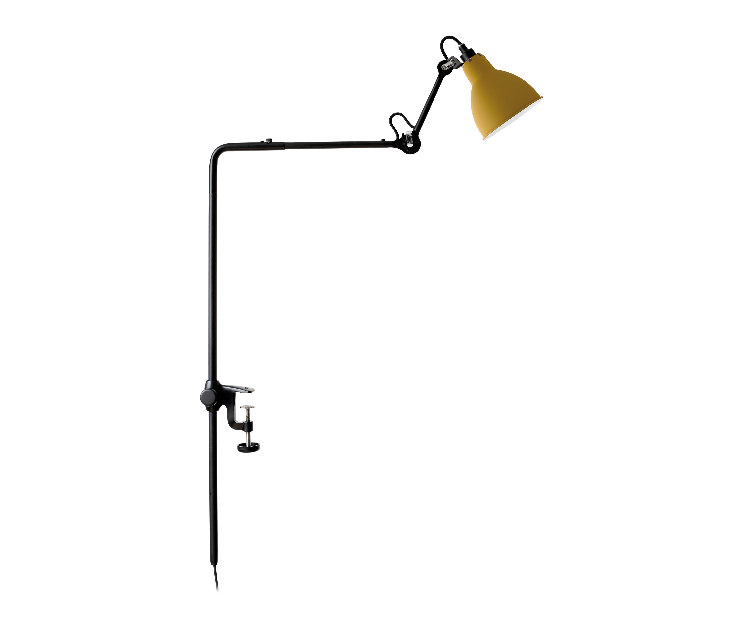 Dcw Lampade Lampe Gras N226 Yellow Lampade Parete Dcw éditions