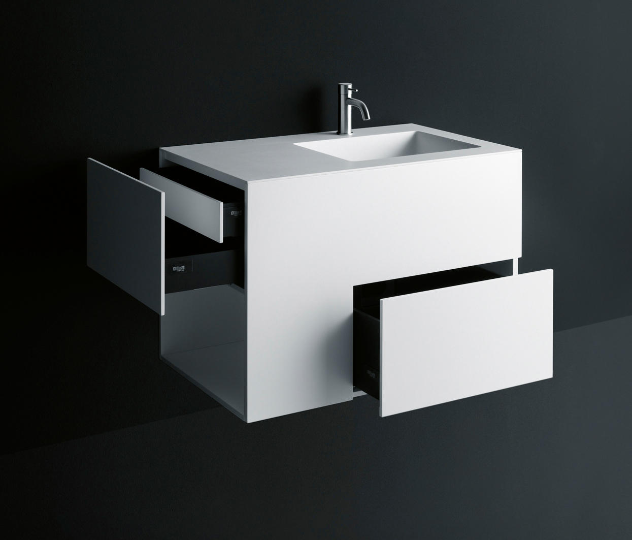 Lavabo Boffi Quadtwo Vanity Units From Boffi Architonic
