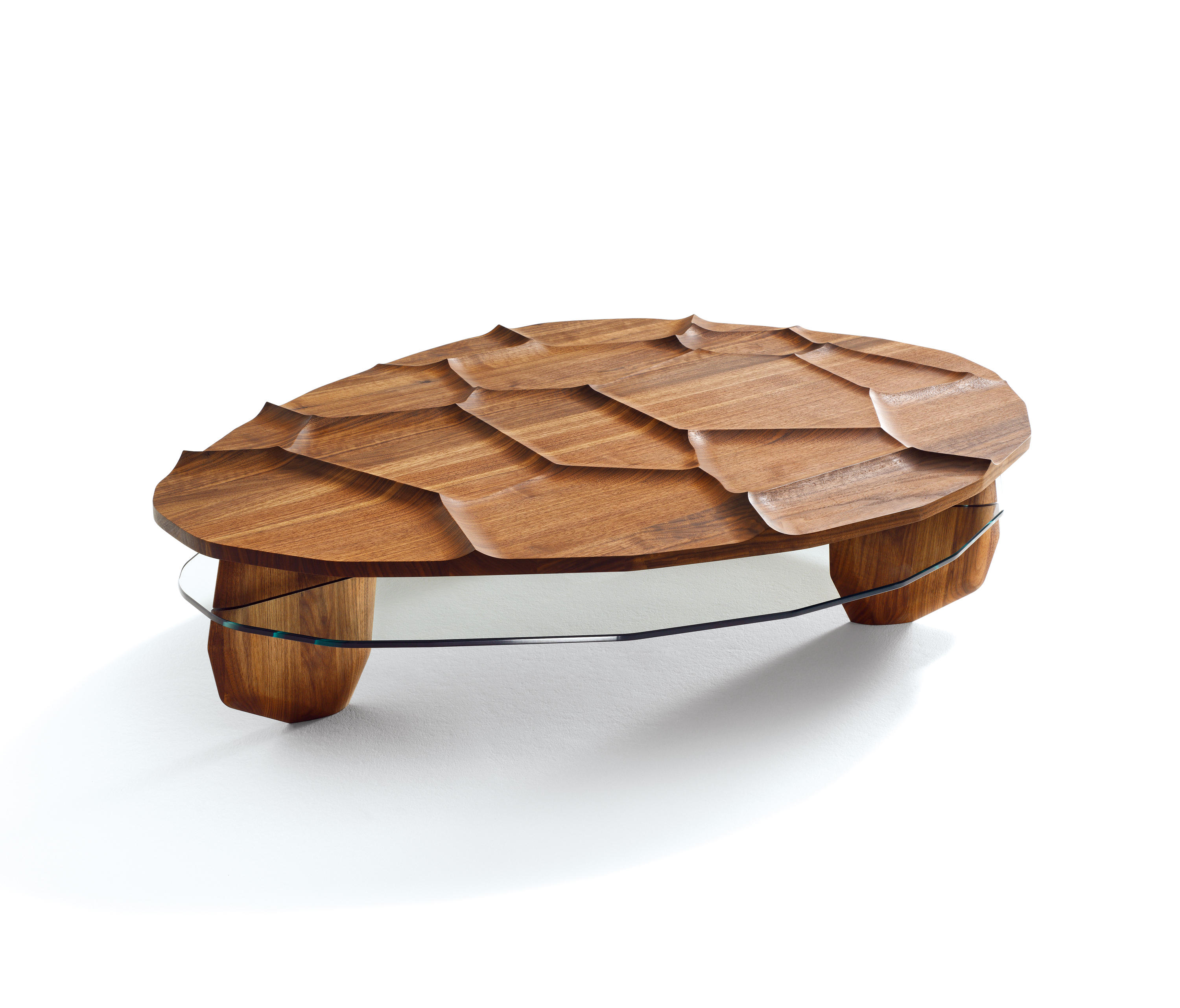Design Couchtisch Nature Lounge Rock Roll Coffee Table Coffee Tables From Team 7 Architonic