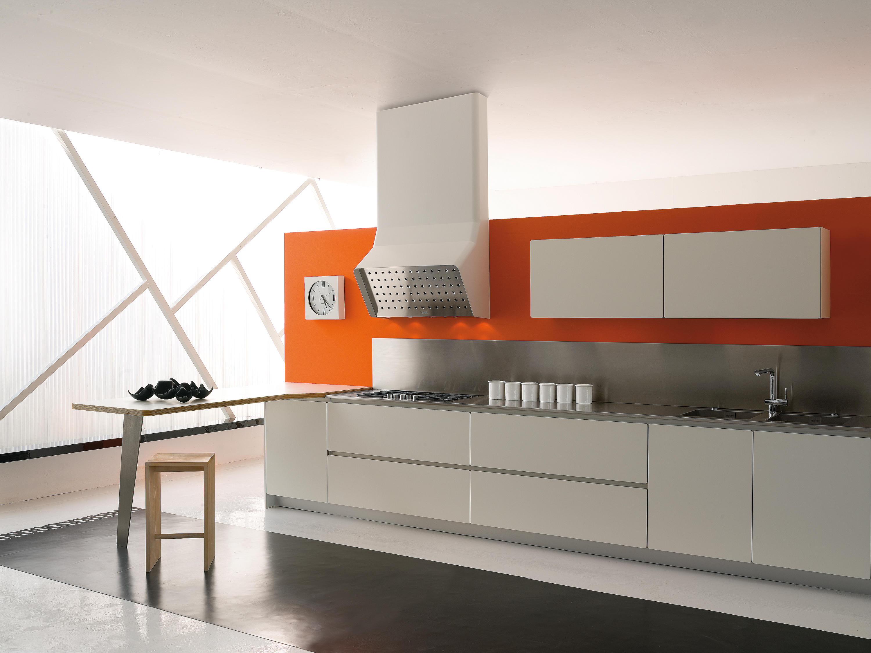 Schiffini Kuche G One Fitted Kitchens From Schiffini Architonic