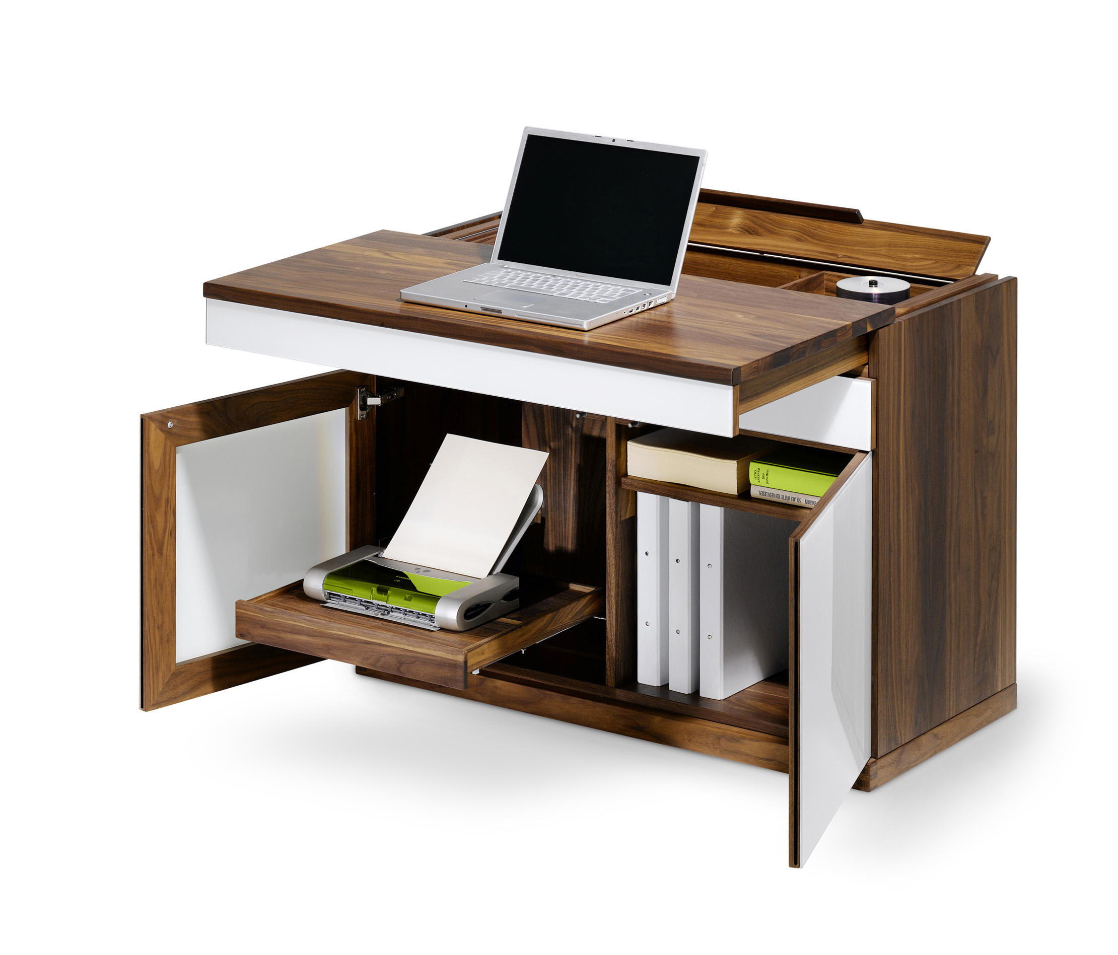 Team 7 Cubus Cubus Writing Desk Desks From Team 7 Architonic
