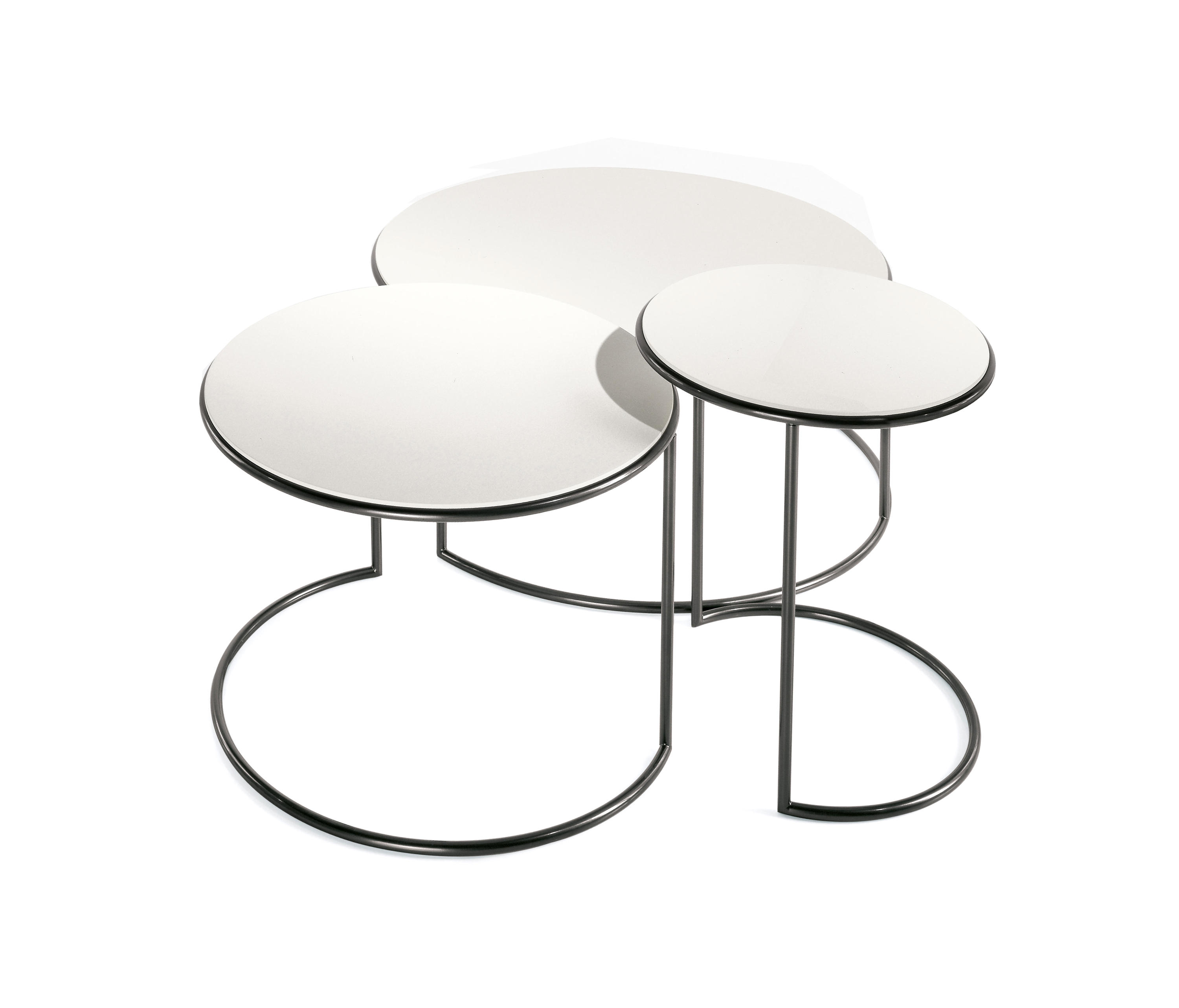 Naos Couchtisch Naos Side Tables From Tisettanta Architonic