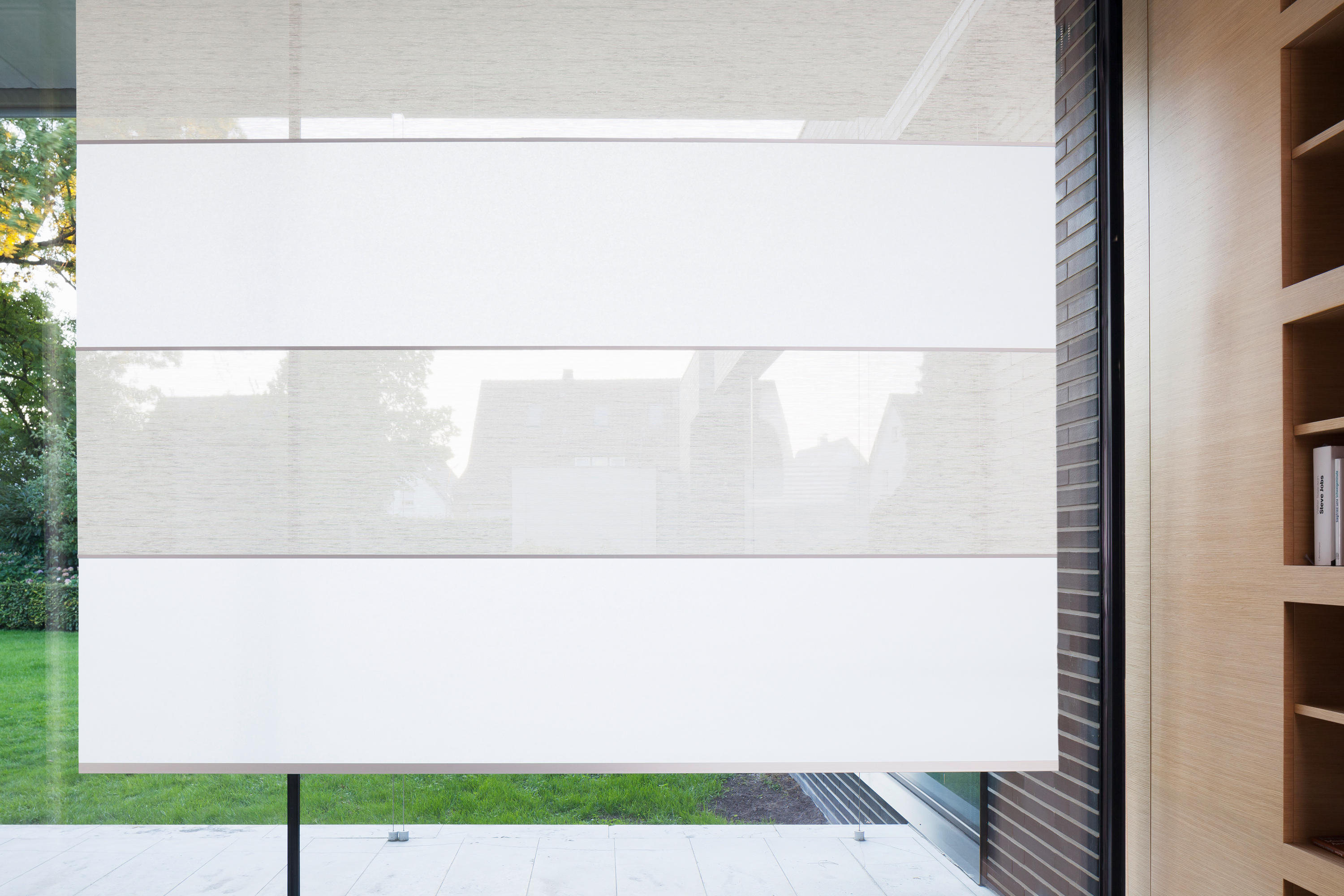 Rollos Bei Roller Rollo Roller Blinds From Wood Washi Architonic
