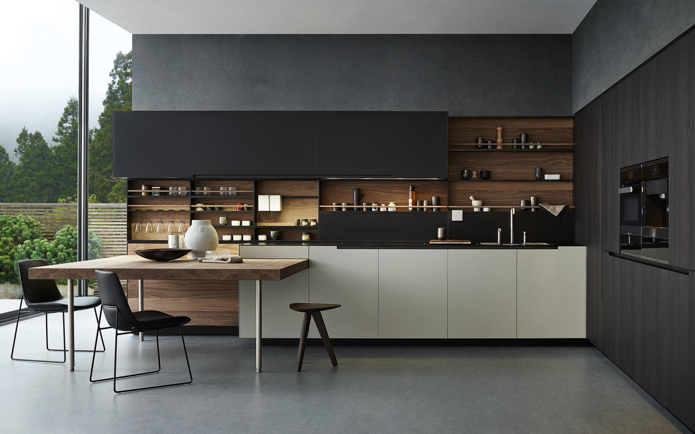 Outdoor Küche 2014 Phoenix Fitted Kitchens From Poliform Architonic