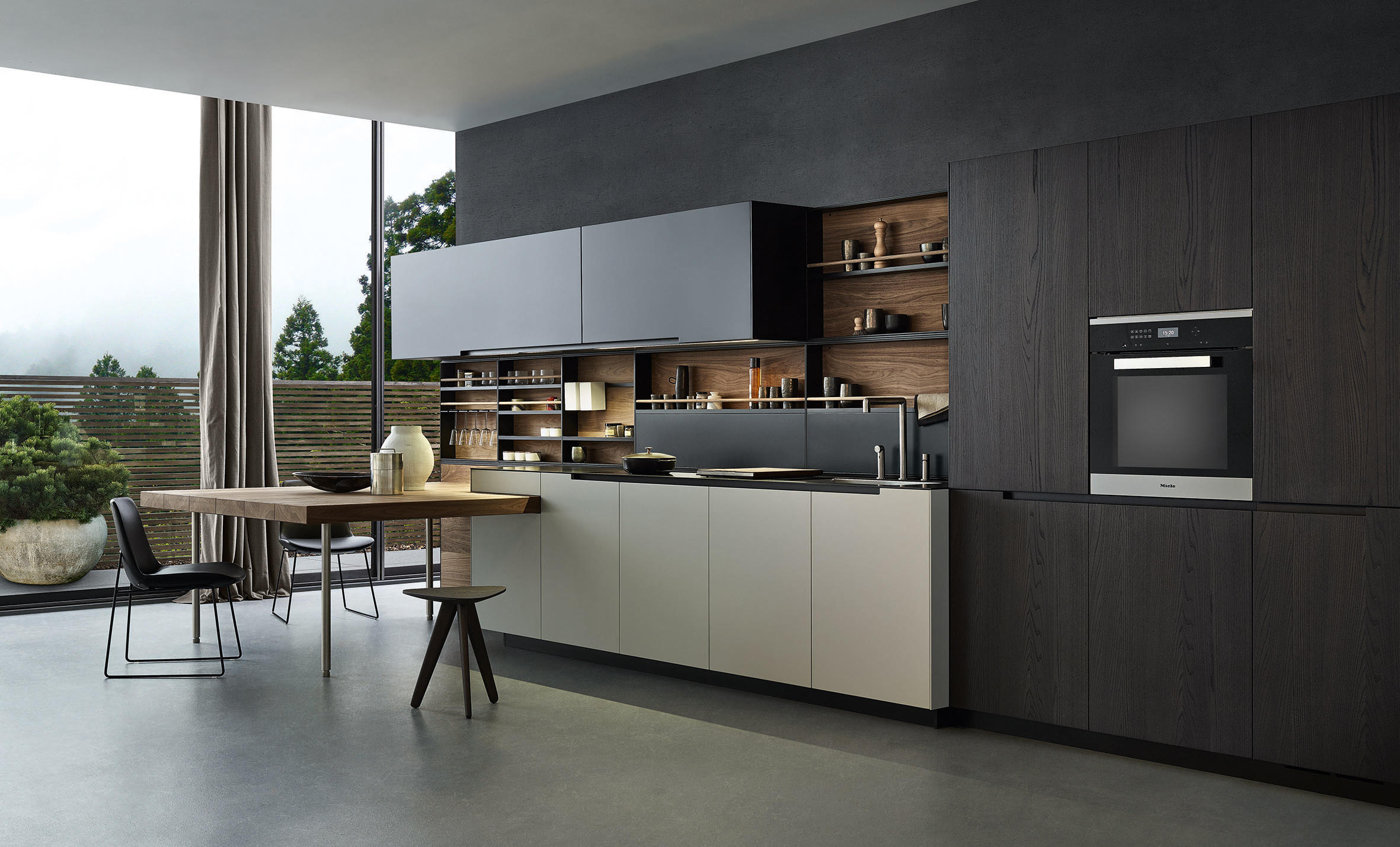 Moderne Country Küche Phoenix Fitted Kitchens From Poliform Architonic