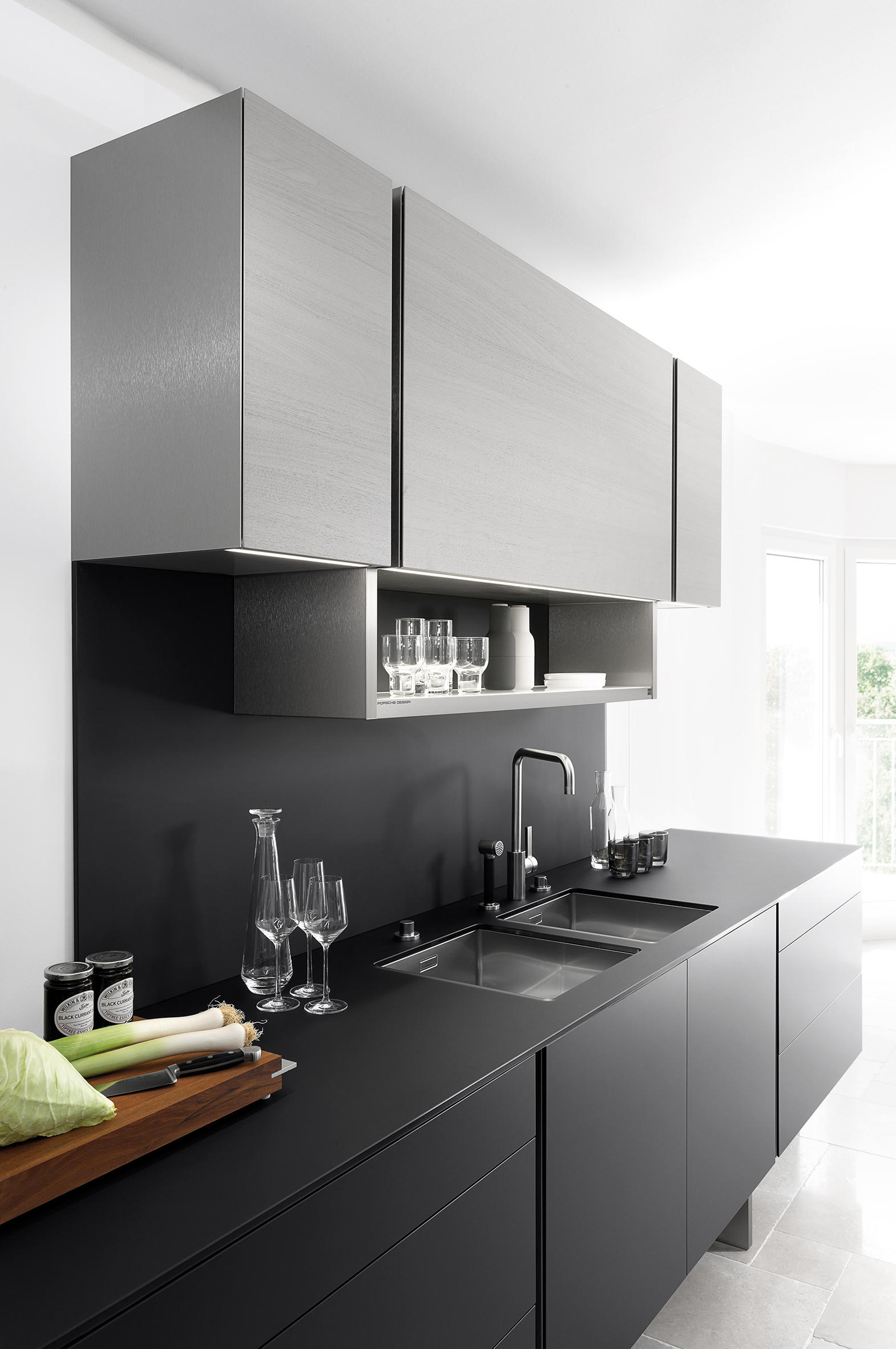 Porsche Design-küche P7340 P7350 Design By Studio F A Porsche Fitted Kitchens