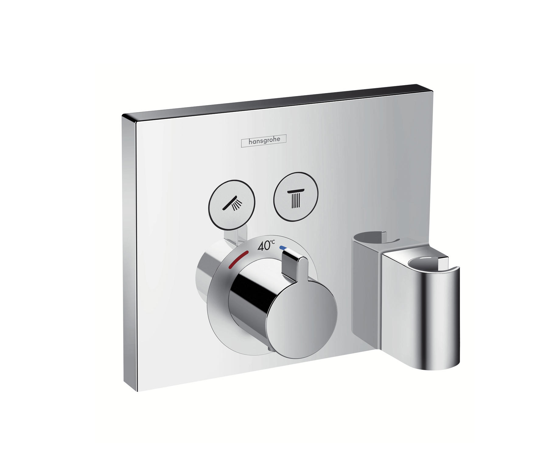 Hans Grohe Hansgrohe Hg Ecostat Select Thermostat Up Fertigset 2 Av