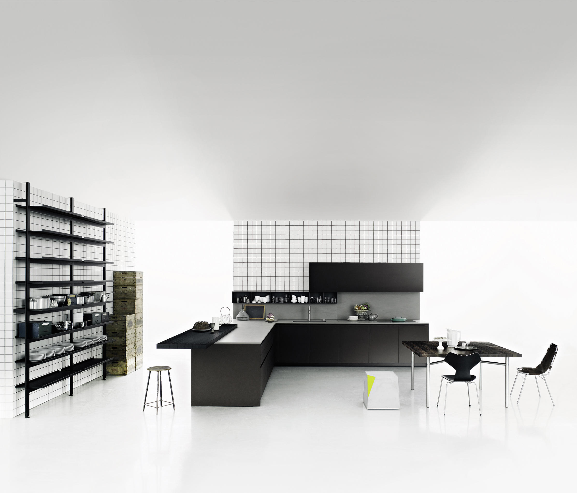 Cuisine Boffi Xila Fitted Kitchens From Boffi Architonic