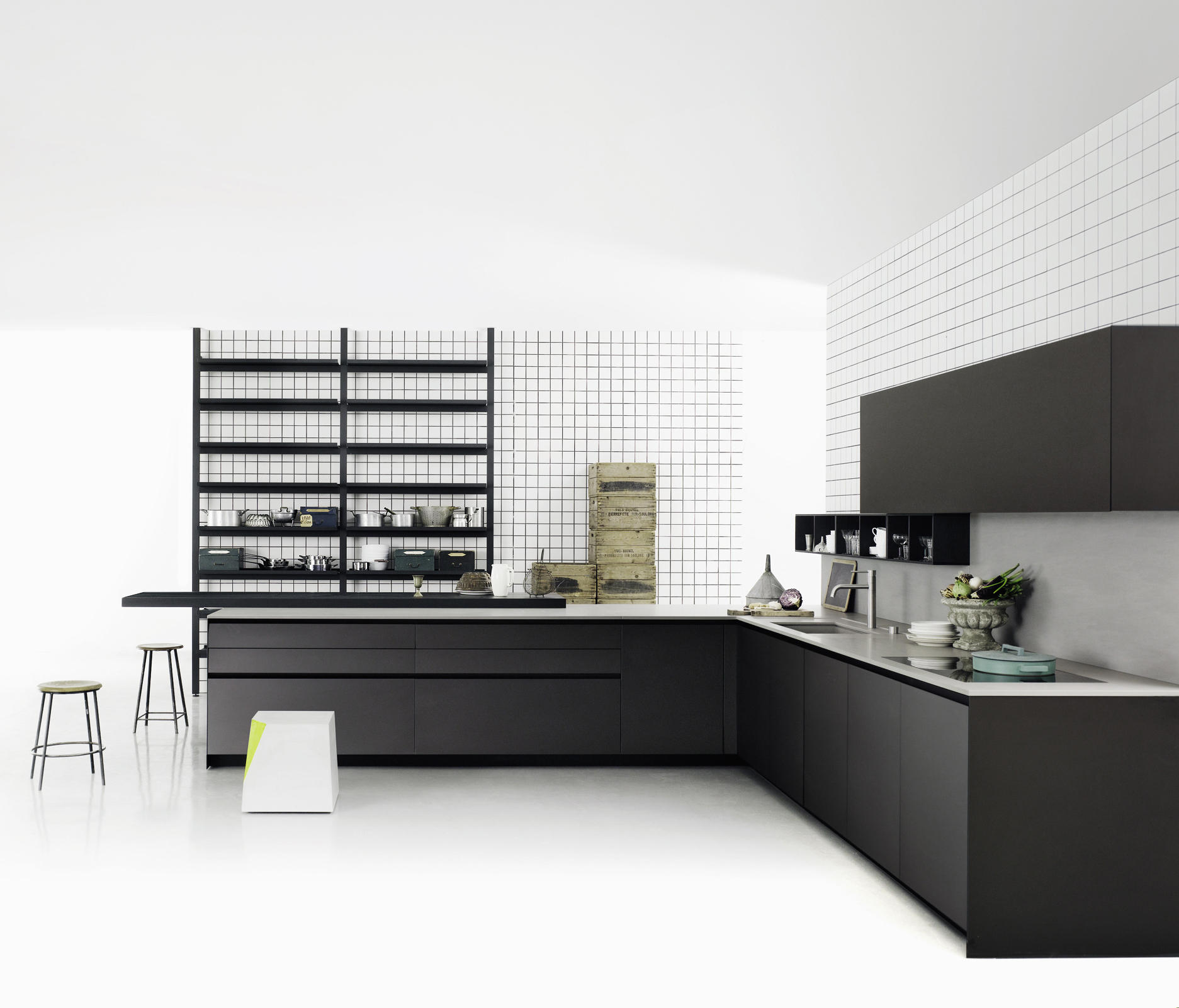 Cuisines Boffi Xila Fitted Kitchens From Boffi Architonic