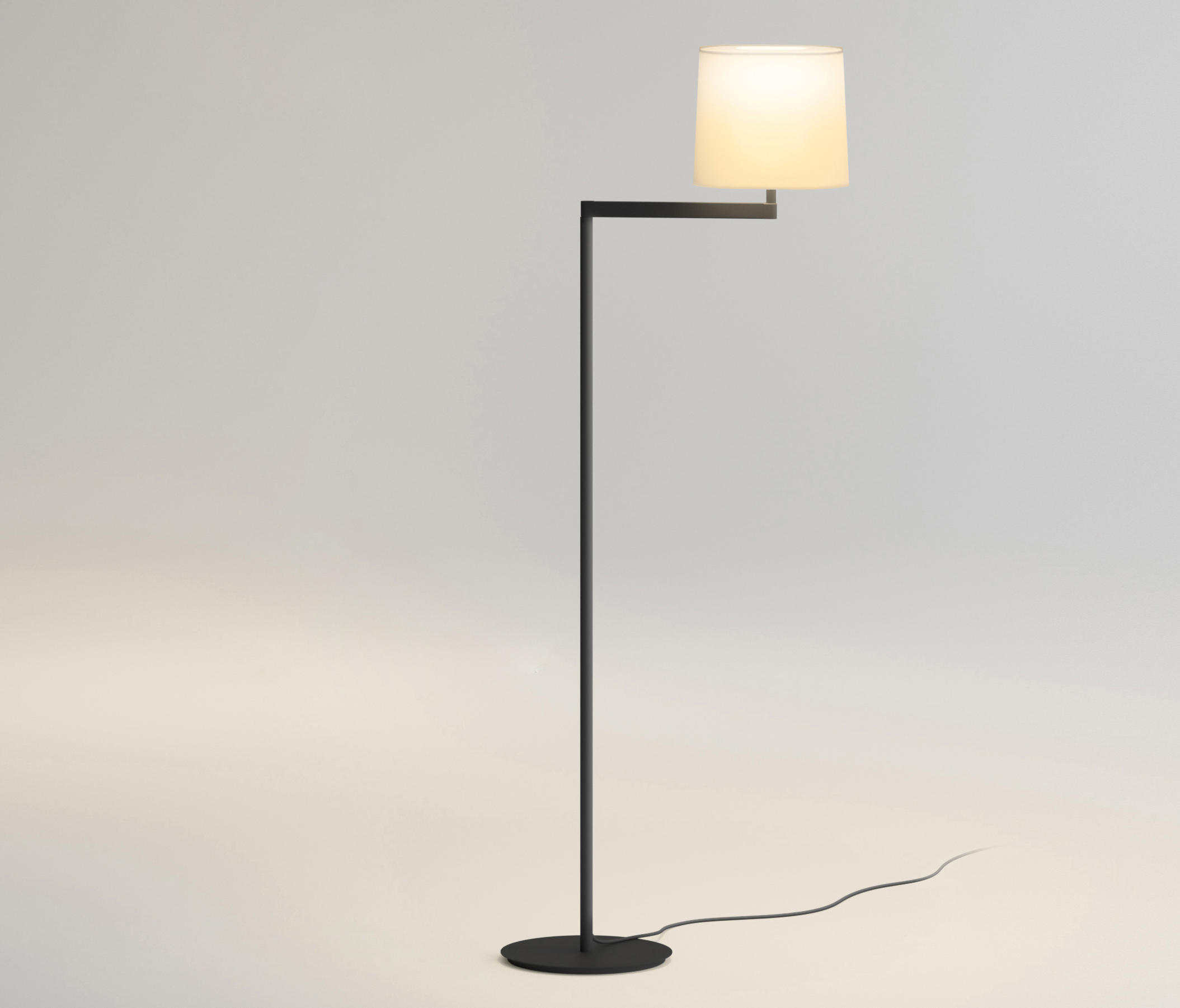 Artemide Wandlampe Swing 0503 Floor Lamp Free Standing Lights From Vibia Architonic