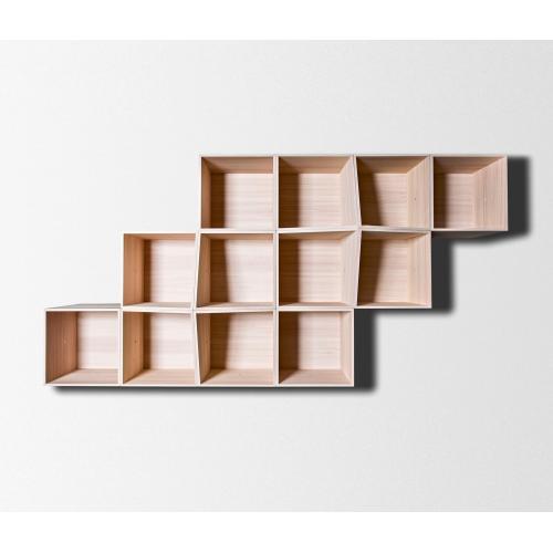 Medium Crop Of Wooden Shelves On Wall