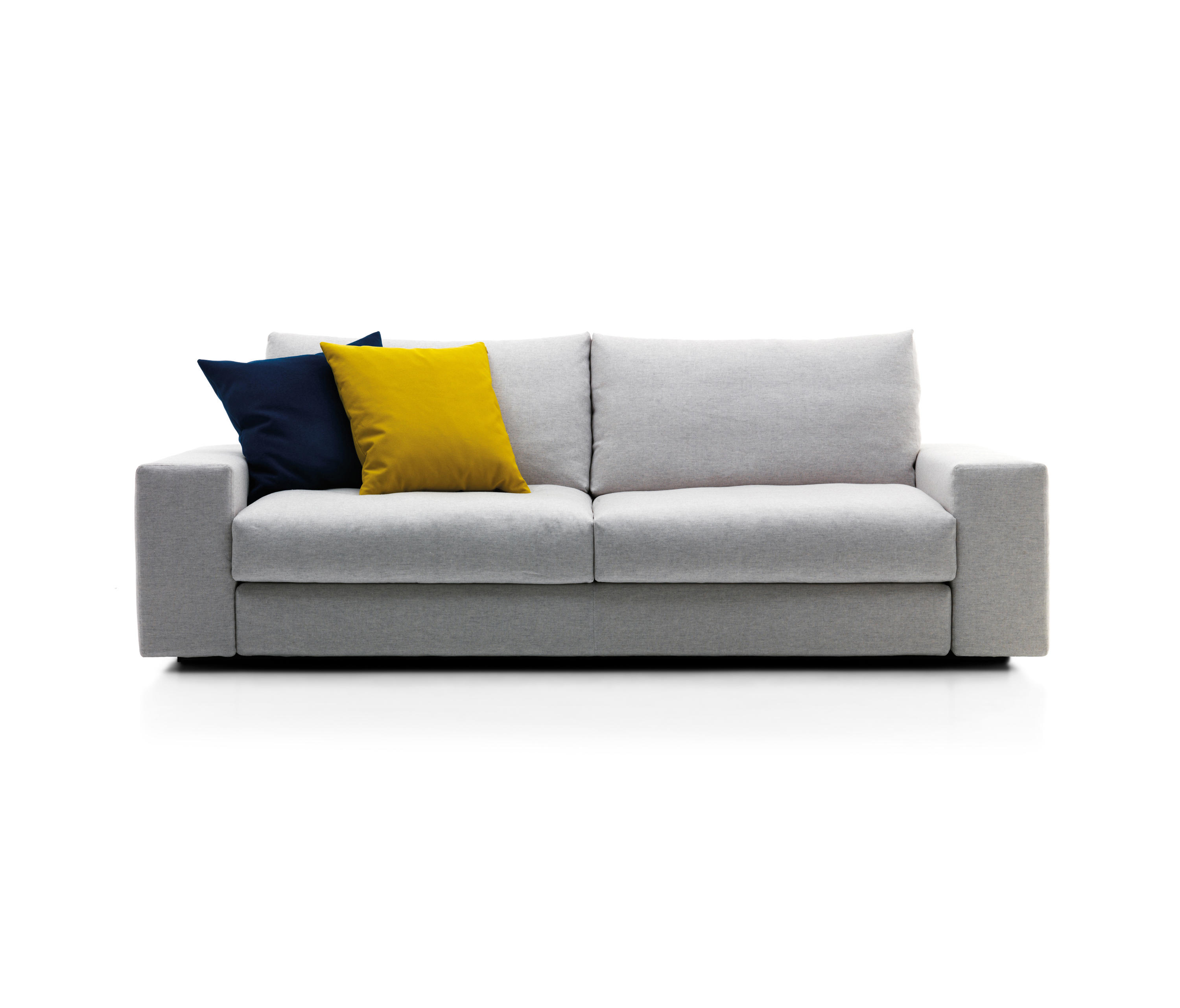 Square Sofa Square C 2 Seater Sofa Sofas From Mussi Italy Architonic