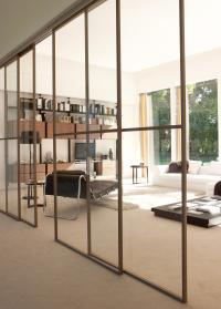 BEAT SLIDING DOOR - Glass room doors from Albed | Architonic