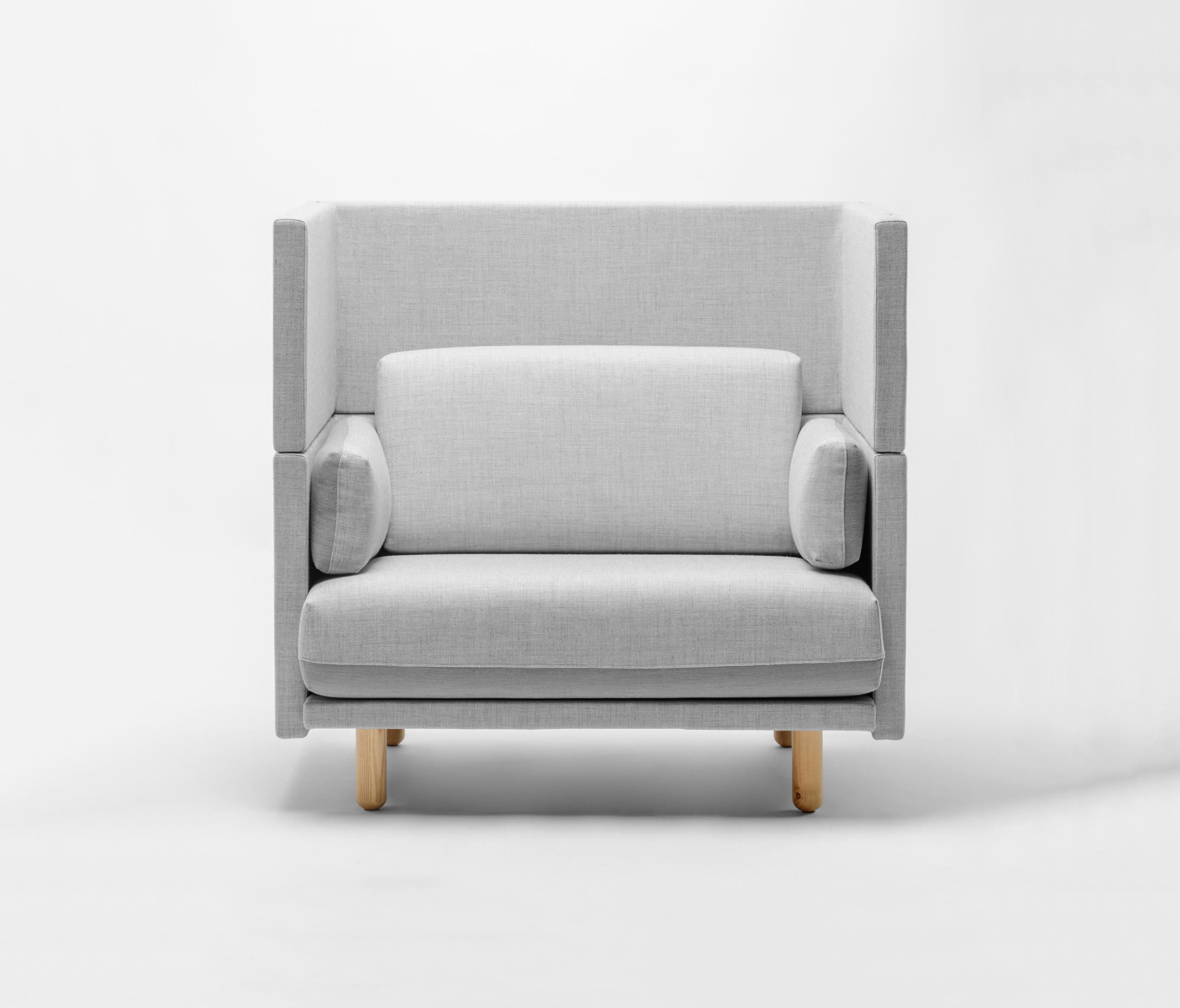 Seats En Sofa Arnhem Arnhem Loveseat 118 Armchairs From De Vorm Architonic