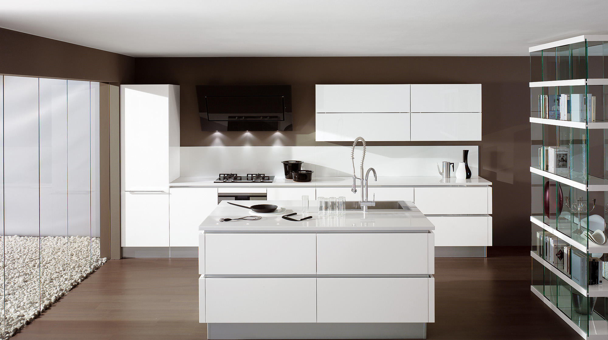 Cucina Oyster Pro Veneta Cucine | Soggiorno Veneta Cucine 2 Top ...