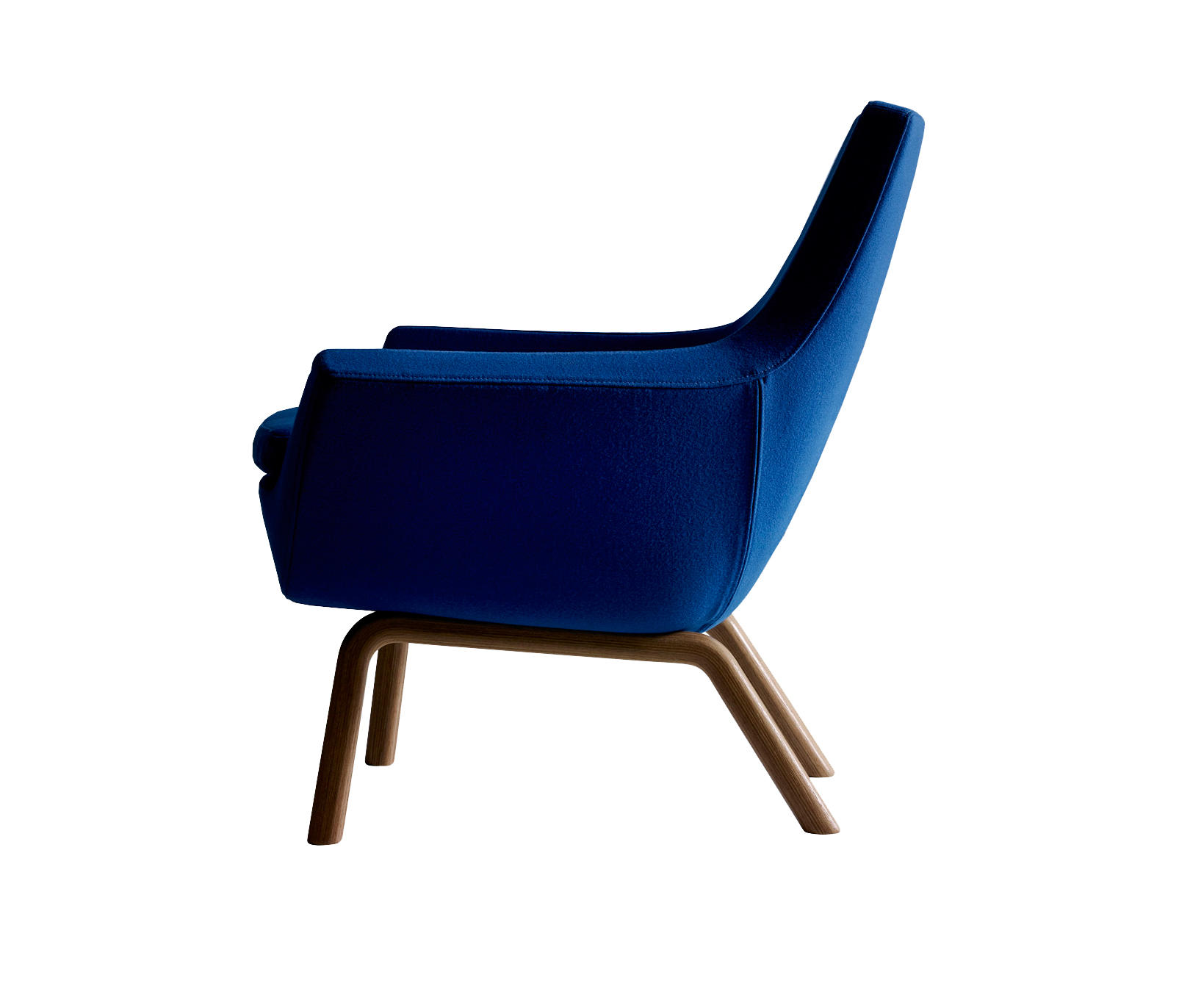 Swedese Sessel Happy Easy Chair Low Back Armchairs From Swedese Architonic