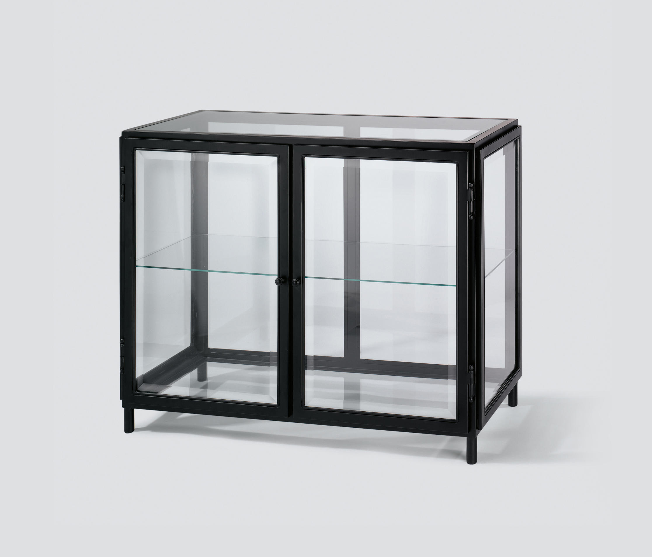 Highboard Metall Barcelona Sideboard Display Cabinets From Lambert Architonic