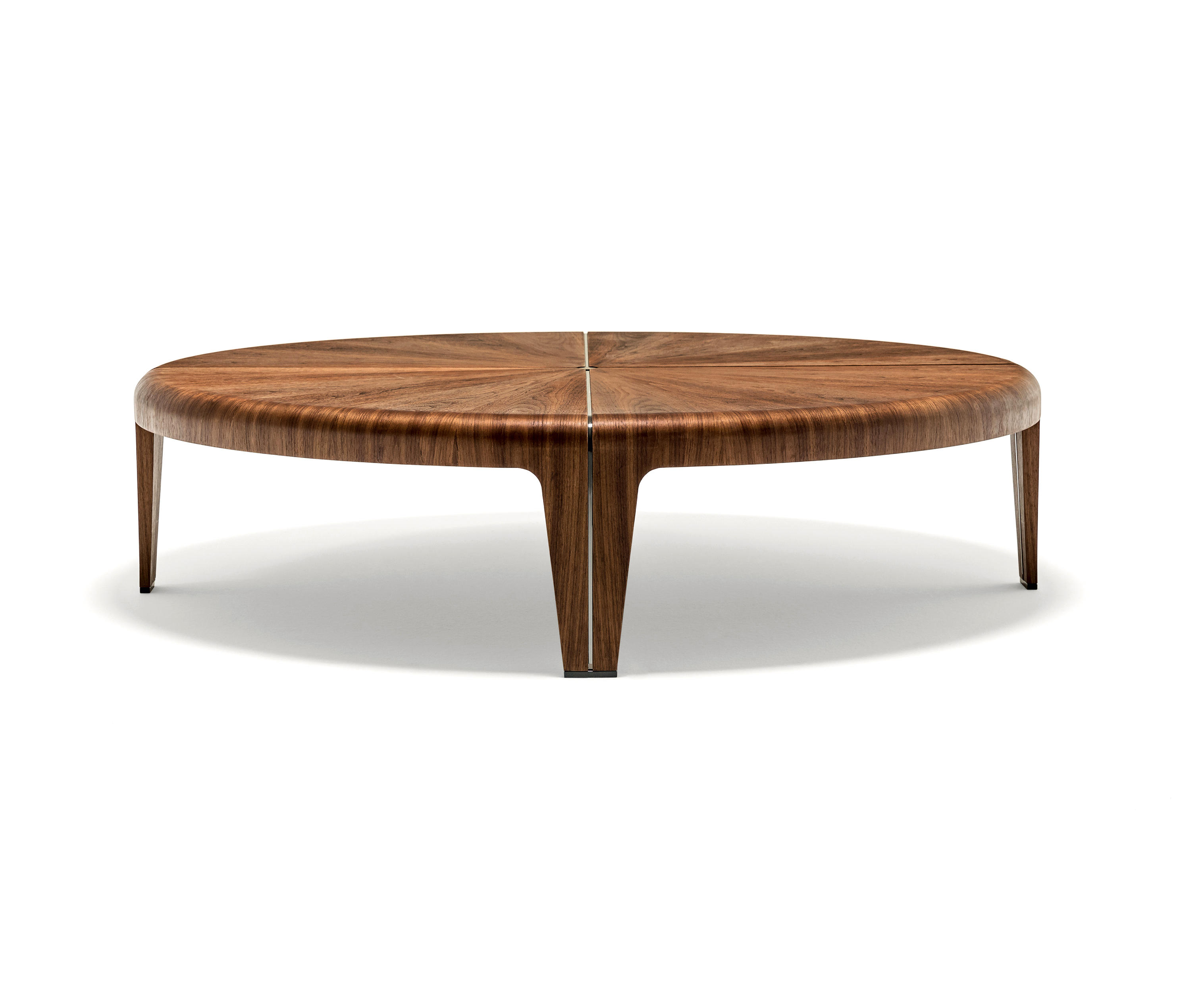 Couchtisch Colombo Round Low Table Coffee Tables From Giorgetti Architonic